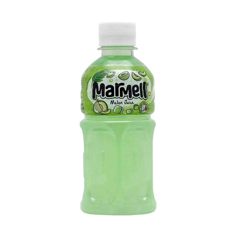 Напиток Marmell Дыня с кусочками кокосового желе 320 мл напиток marmell дыня с кусочками кокосового желе 320 мл