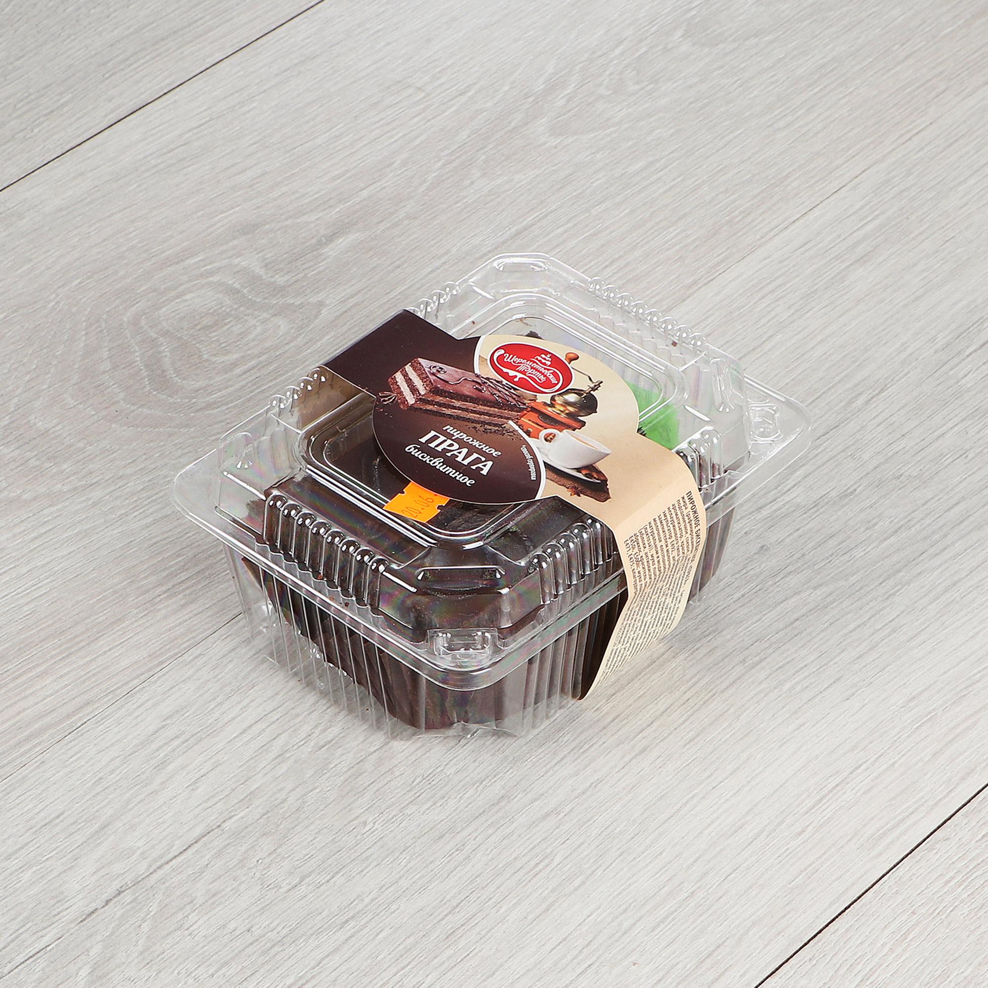Пирожное Шереметьевские торты Прага 2 шт 140 г