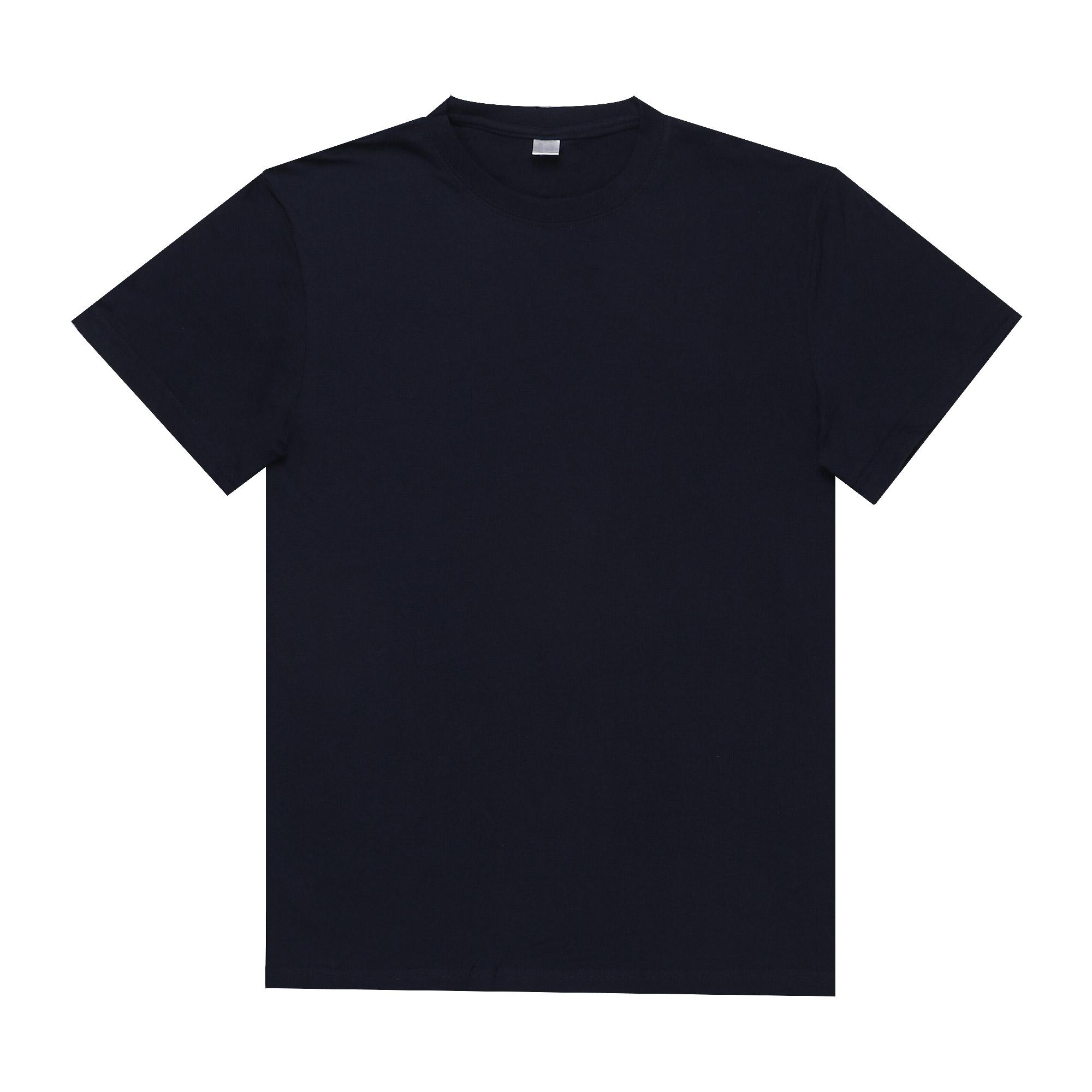 Футболка мужская M-1 Promo темно-синяя с коротким рукавом XXL