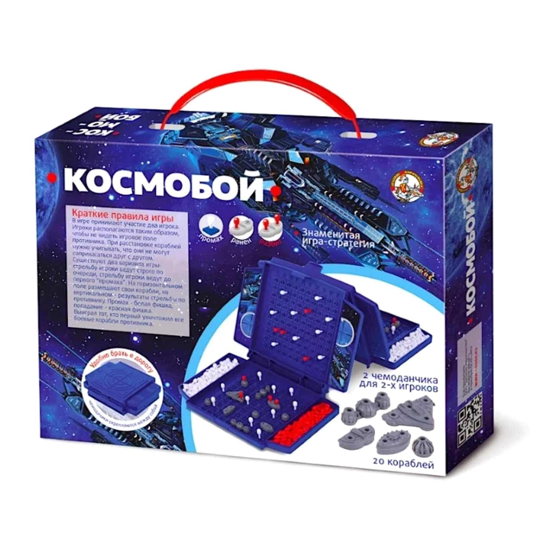 Настольная игра Космобой мини десятое королевство td00995 игра настольная космобой
