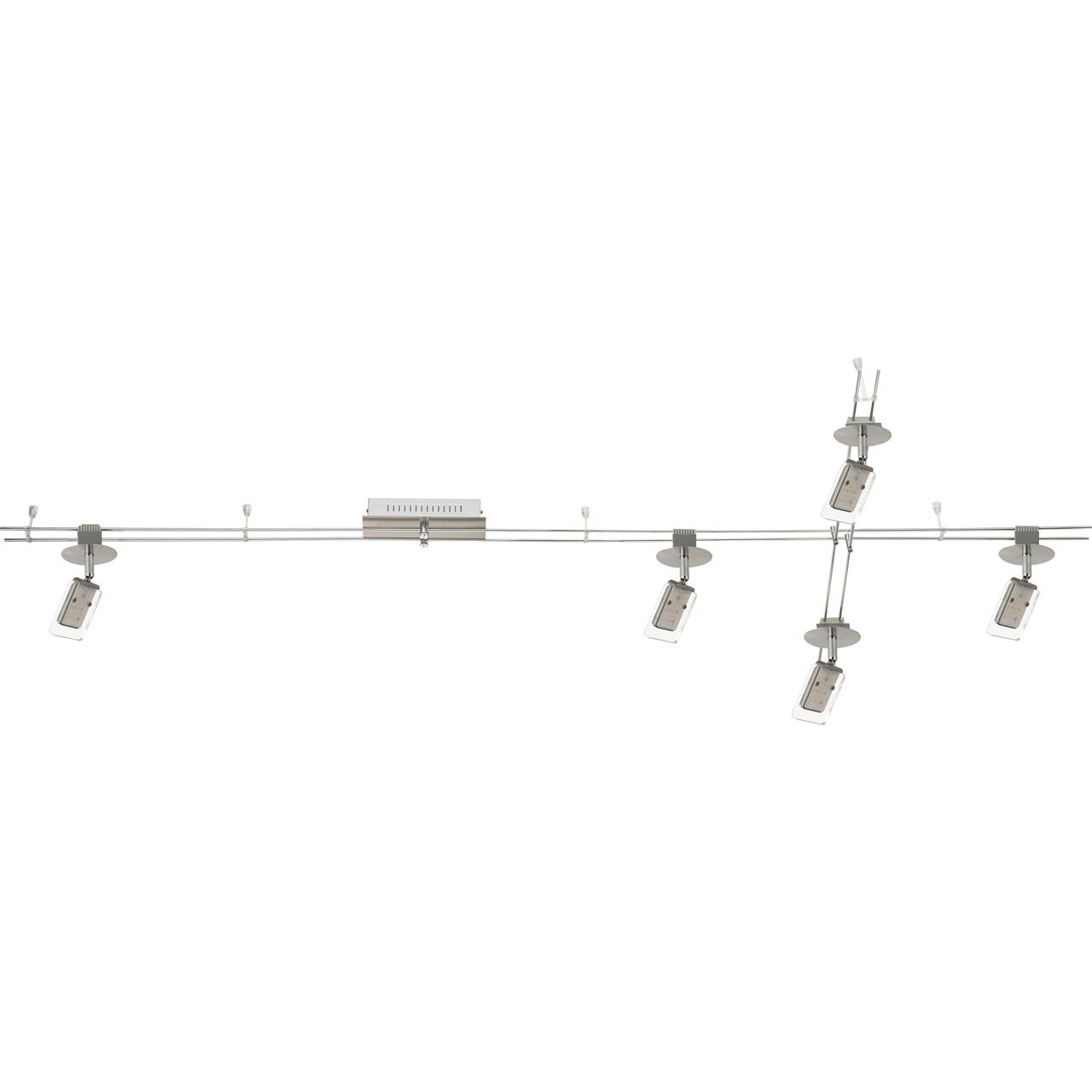 Светильник-трек De markt 550011405 5/4w led светильник трек de markt 550011605 5 4w led