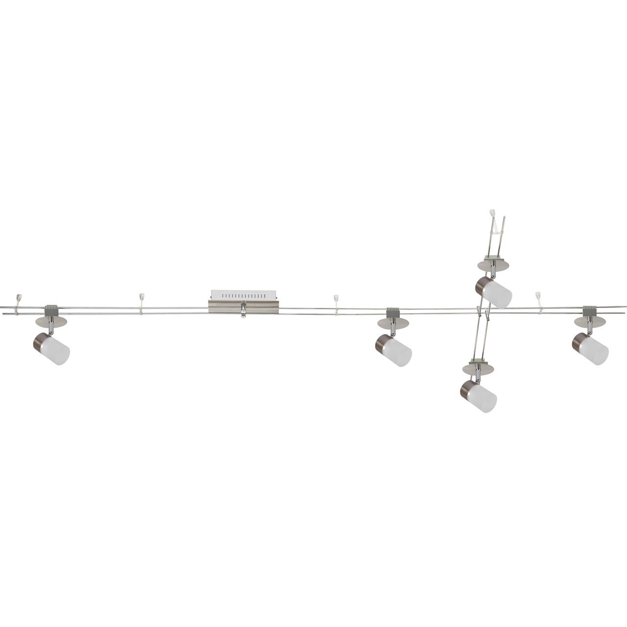 Светильник-трек De markt 550011505 5/4w led светильник трек de markt 550011605 5 4w led
