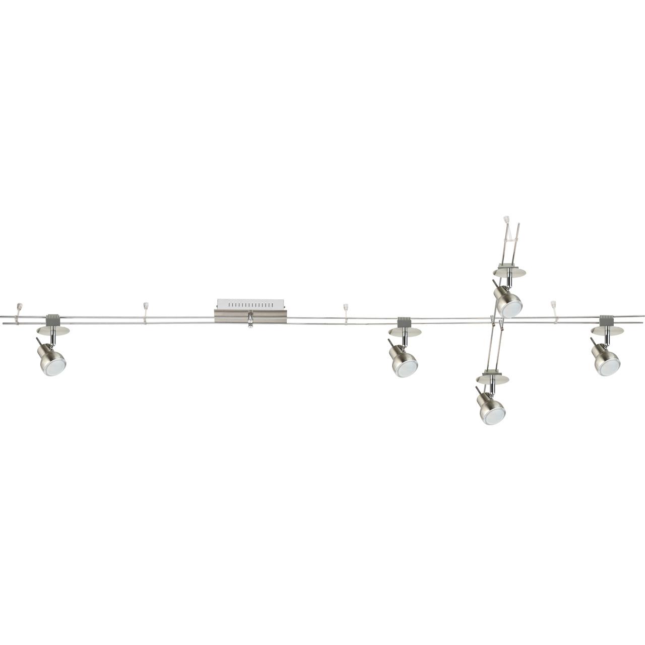 Светильник-трек De markt 550011605 5/4w led светильник трек de markt 550011605 5 4w led