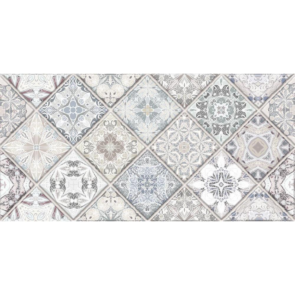 Декор Alma Ceramica Trevis DWU09TVS404 24,9x50 см декор alma ceramica grigio dwu09grg027 24 9x50 см