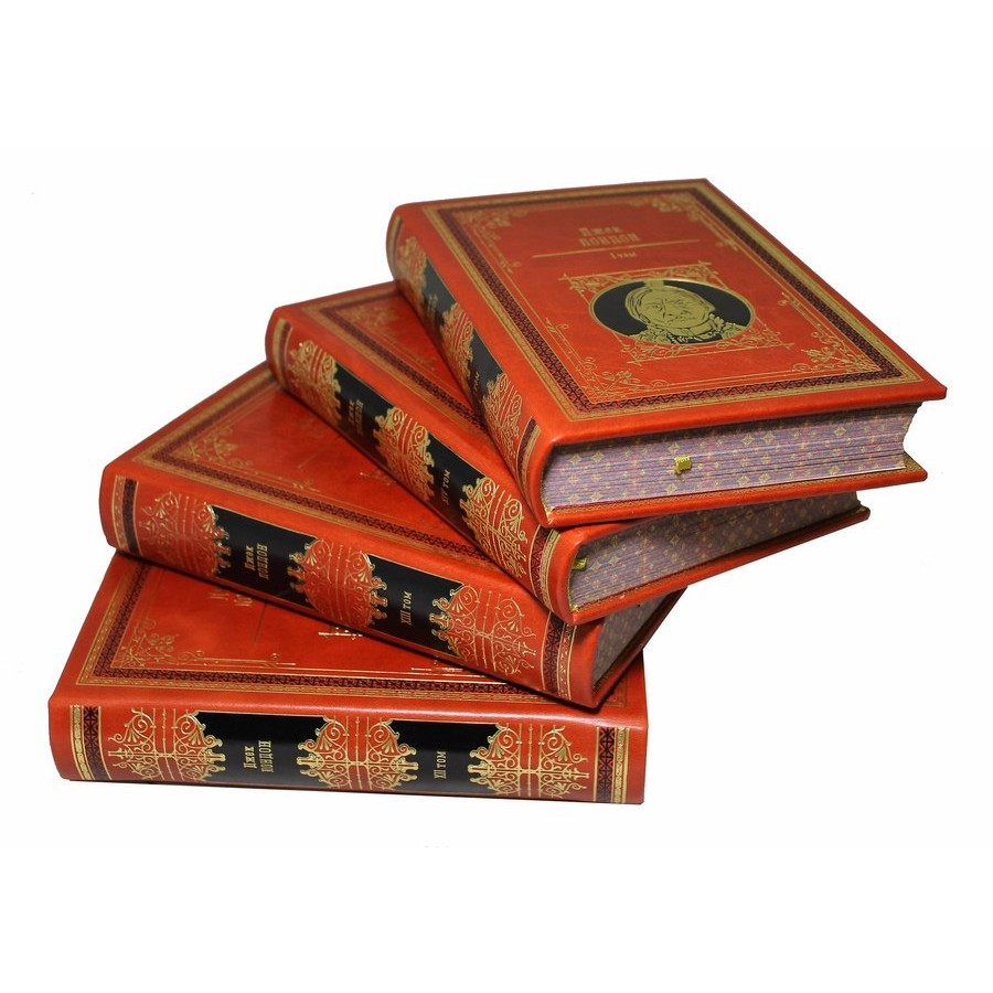 Книга Best Gift Джек Лондон. Собрание сочинений в 14 томах