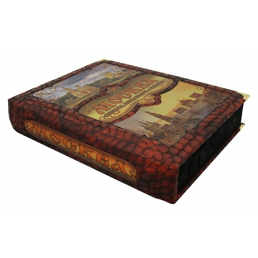 Книга Best Gift Москва: соборы, монастыри и церкви (в коробе)