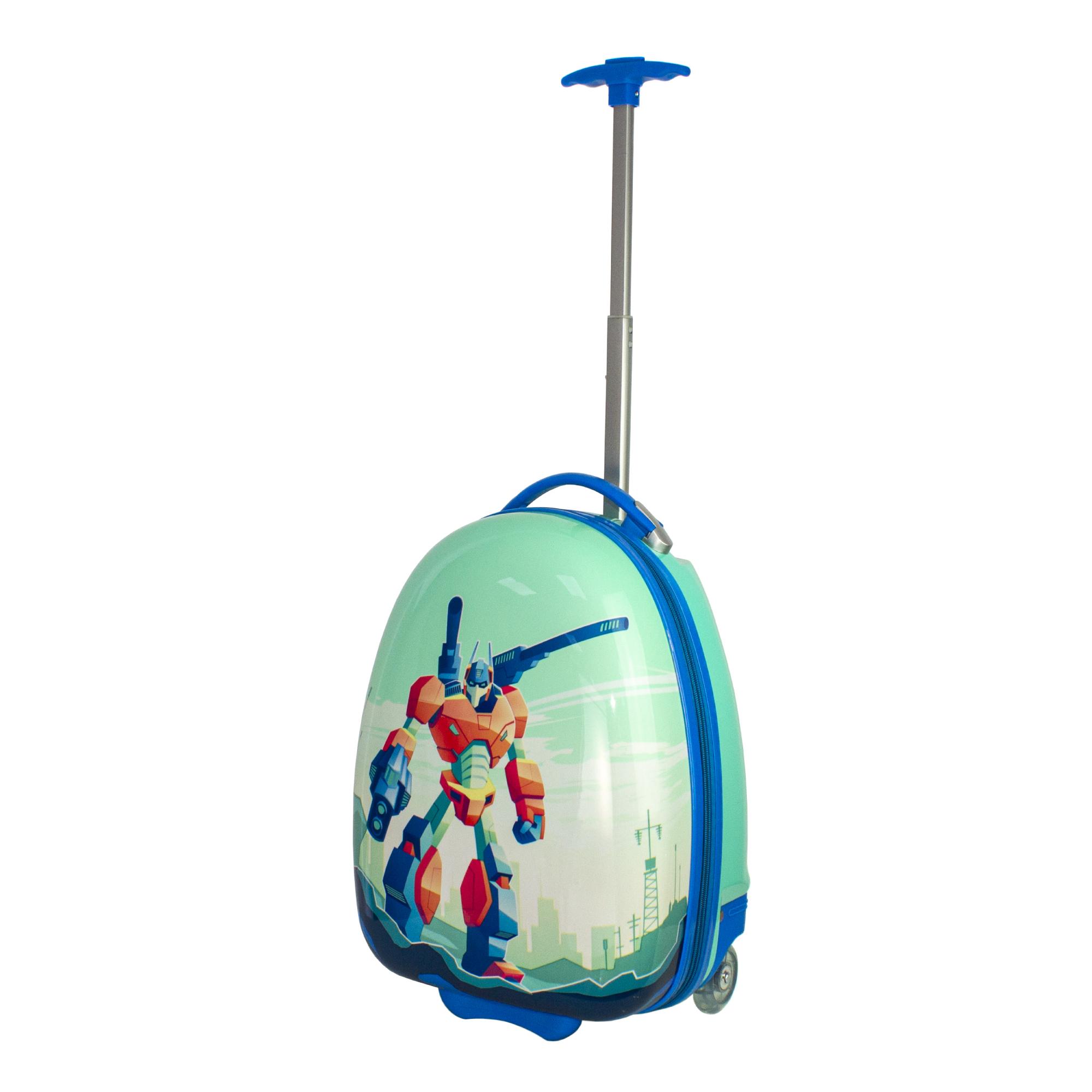 Чемодан Proffi Travel Робот 41х28х20 см чемодан proffi travel proffi travel mp002xu02him