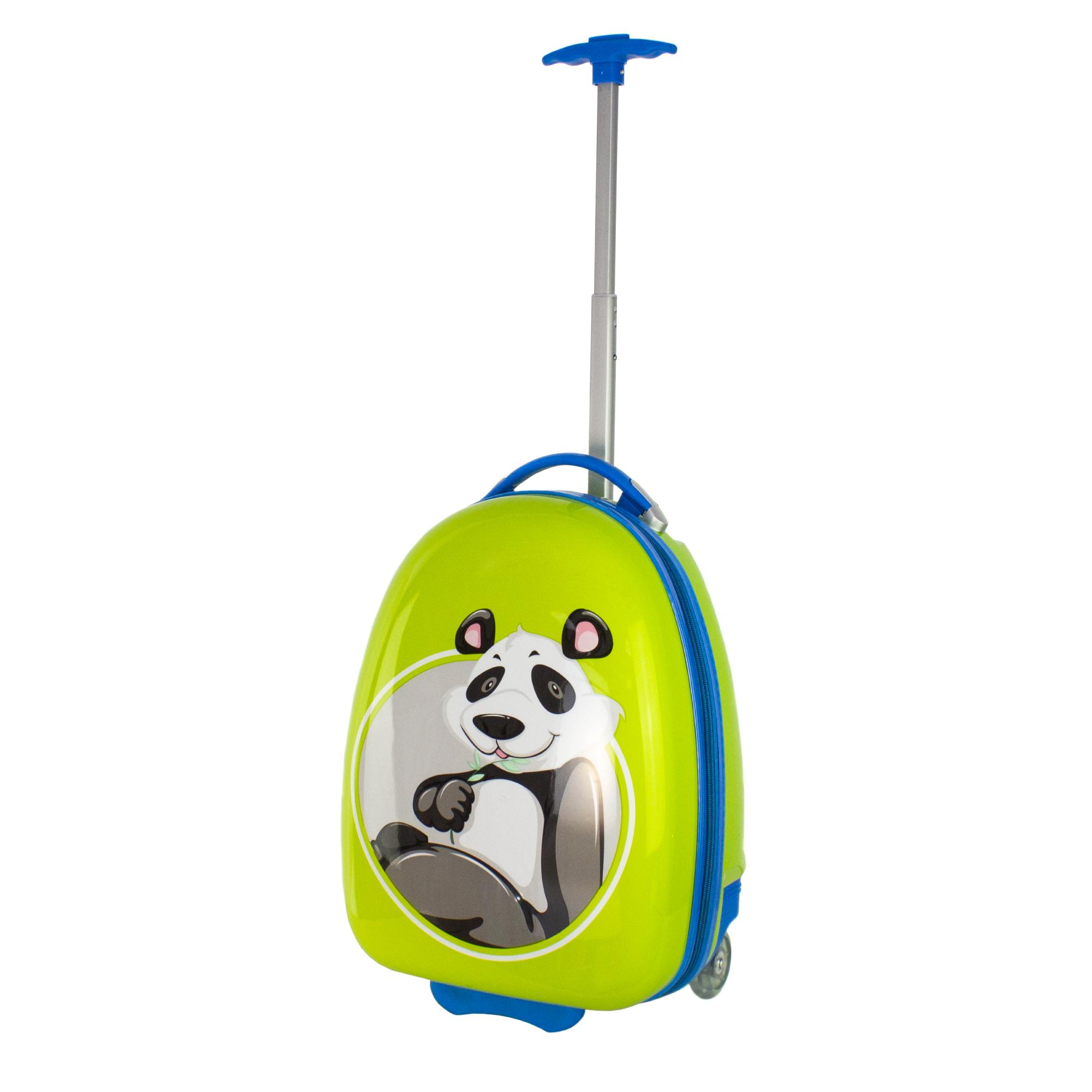 Чемодан Proffi Travel Зоопарк 41х28х20 см чемодан proffi travel proffi travel mp002xu02him