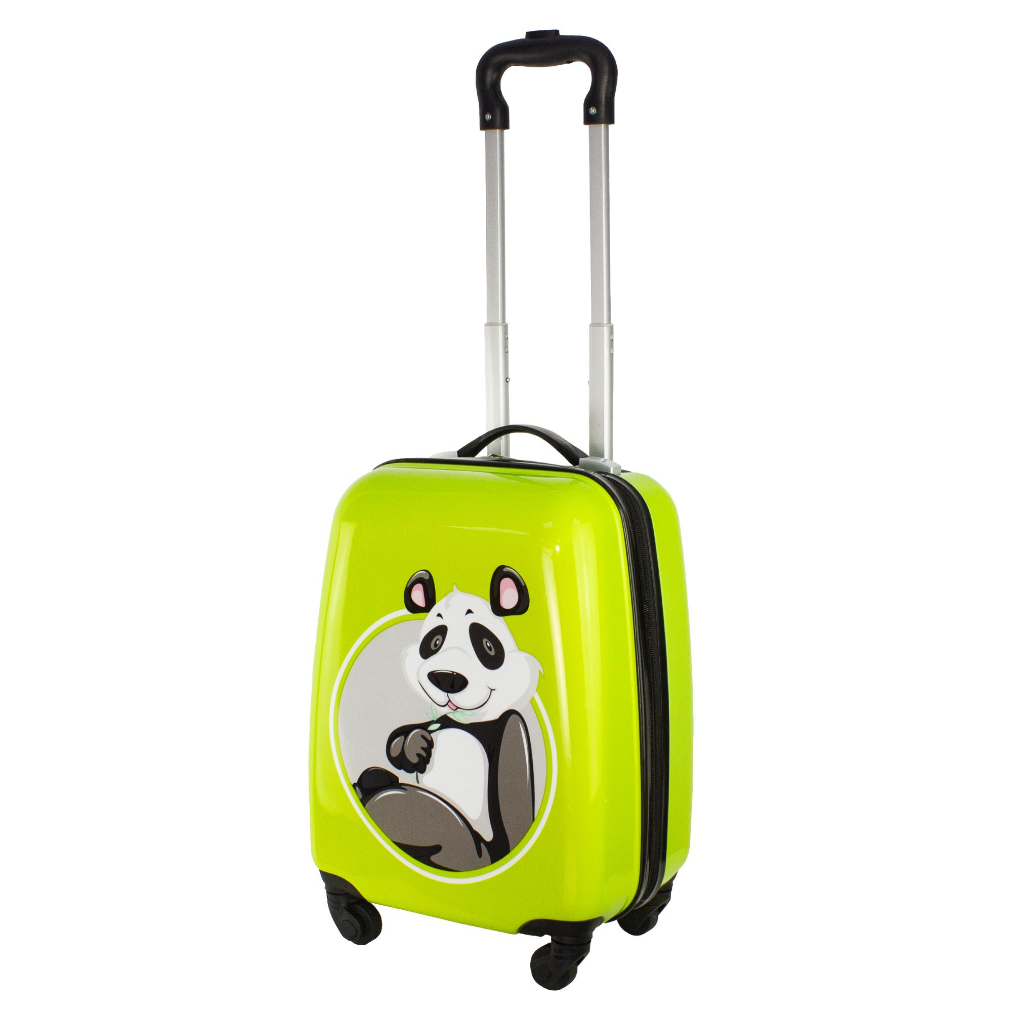 Чемодан Proffi Travel Зоопарк 41х31х21 см чемодан proffi travel proffi travel mp002xu02him