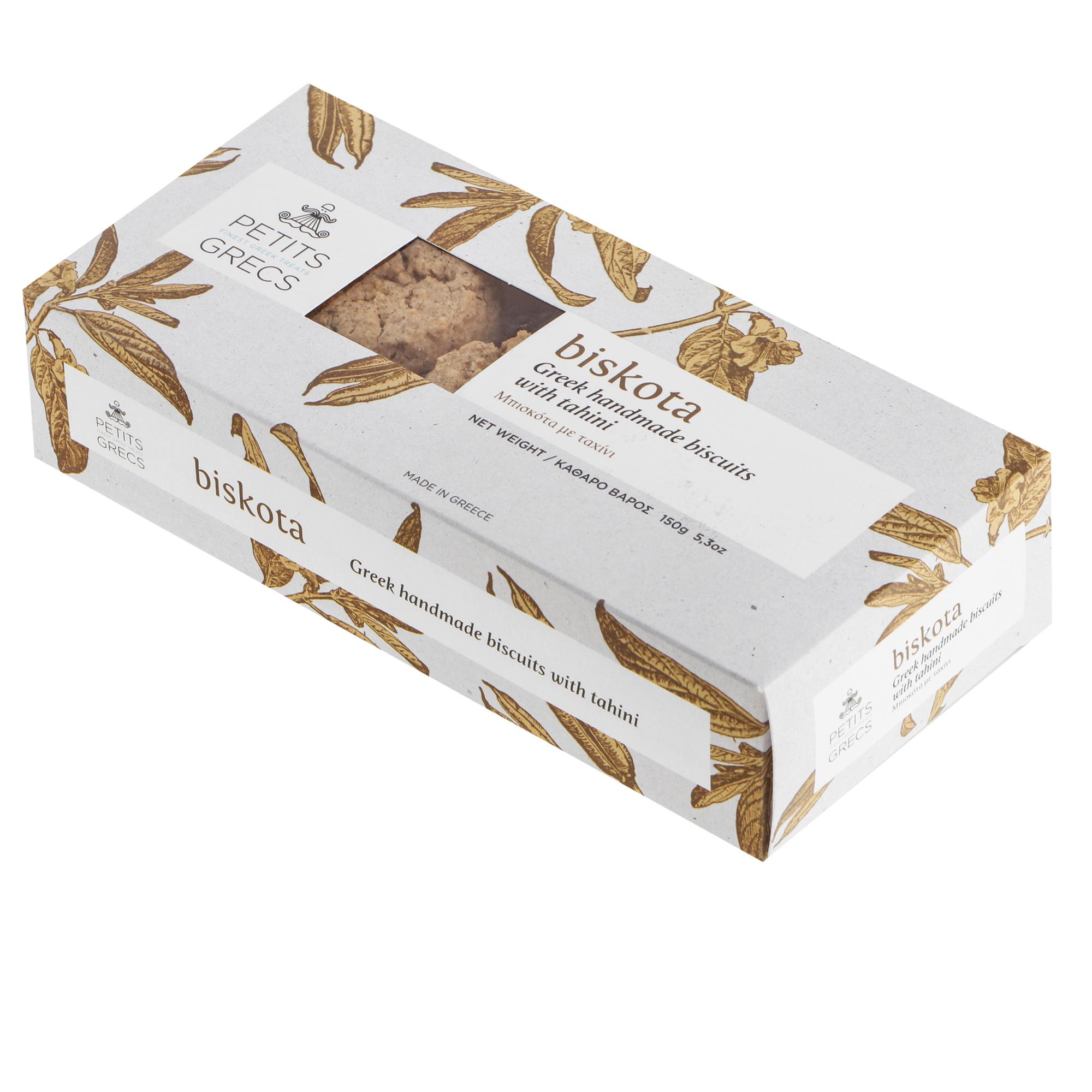 Печенье Petits Grecs Тахини овсяное 150 г гарнец толокно овсяное 500 г