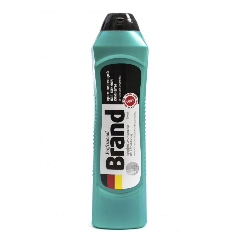 Крем чистящий Professional Brand для ванной комнаты 500 мл