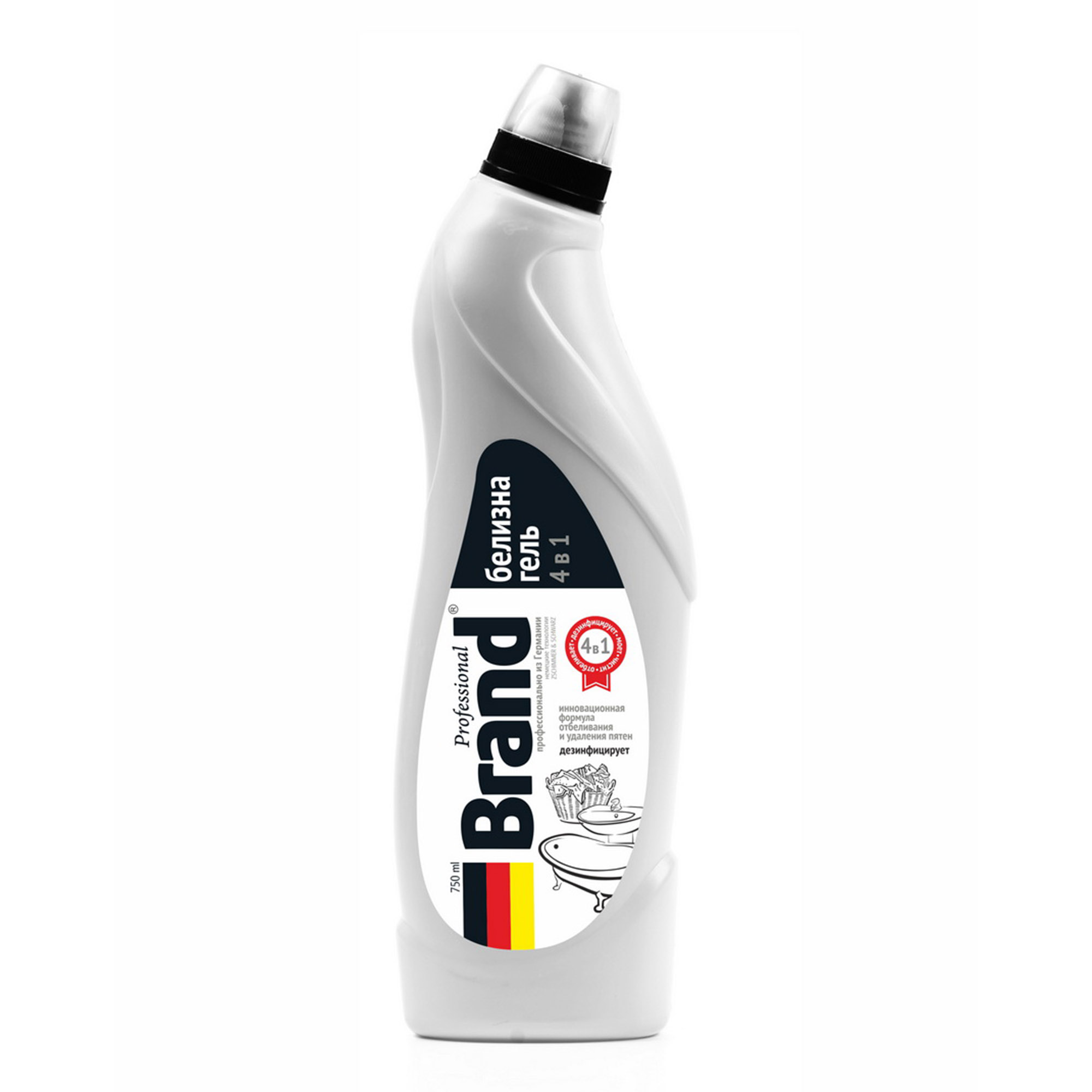 Белизна-Гель Brand 750 мл
