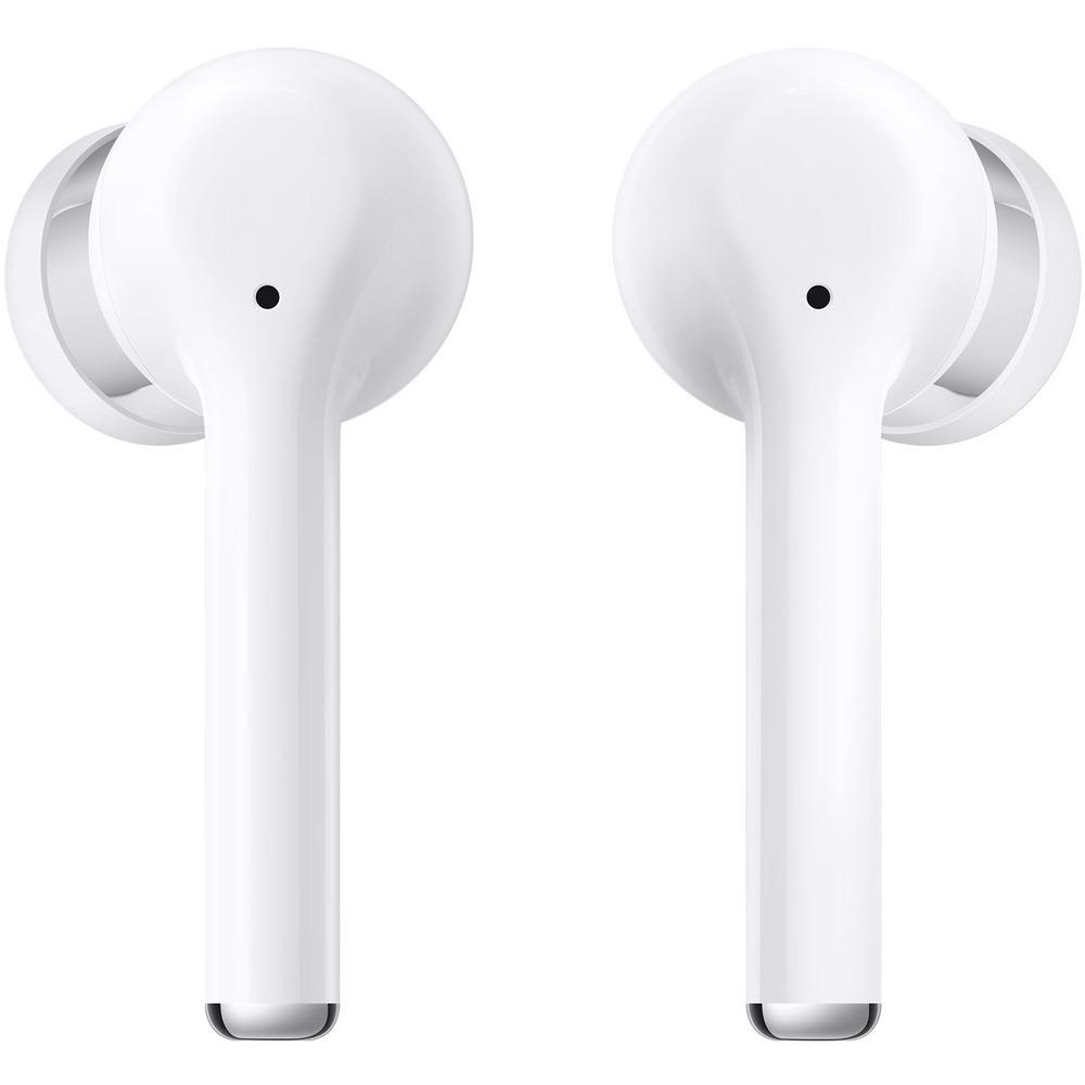 Наушники Huawei Freebuds 3i керамический белый фото