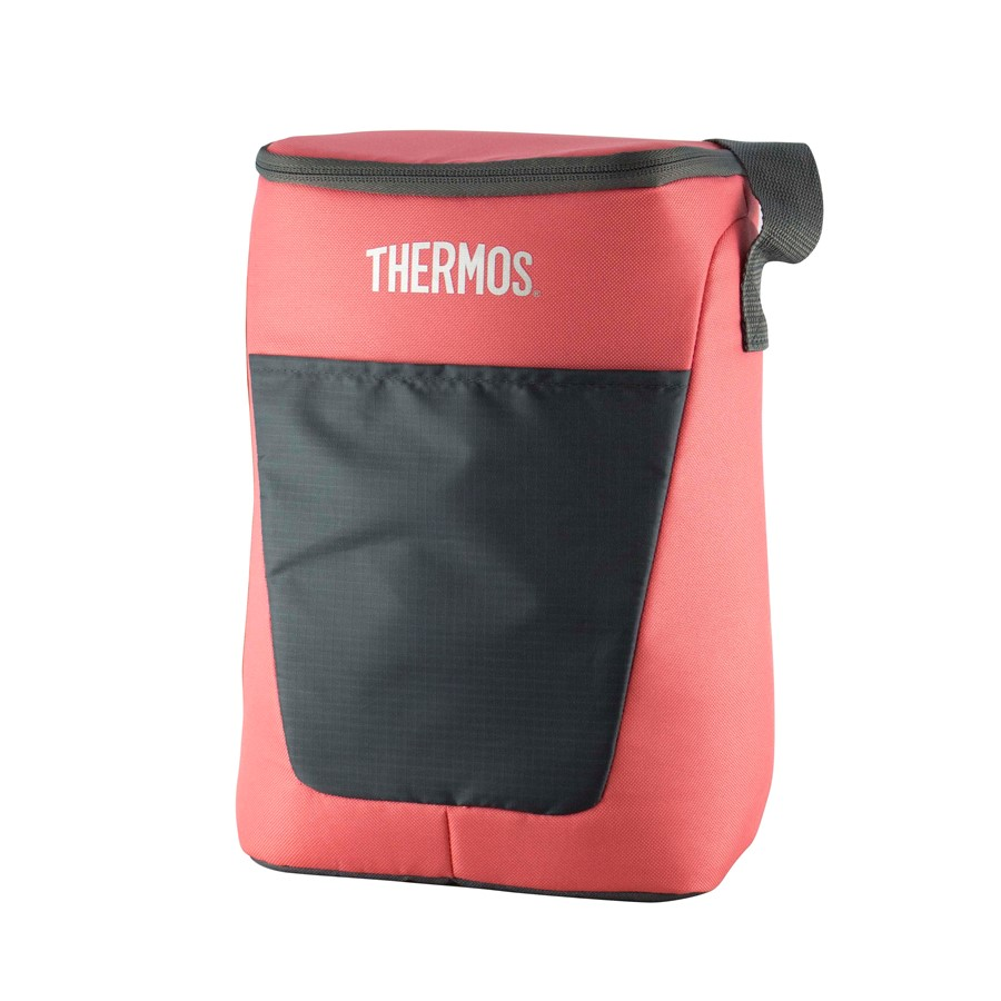 Сумка термос Thermos classic, 12 can cooler pink фото