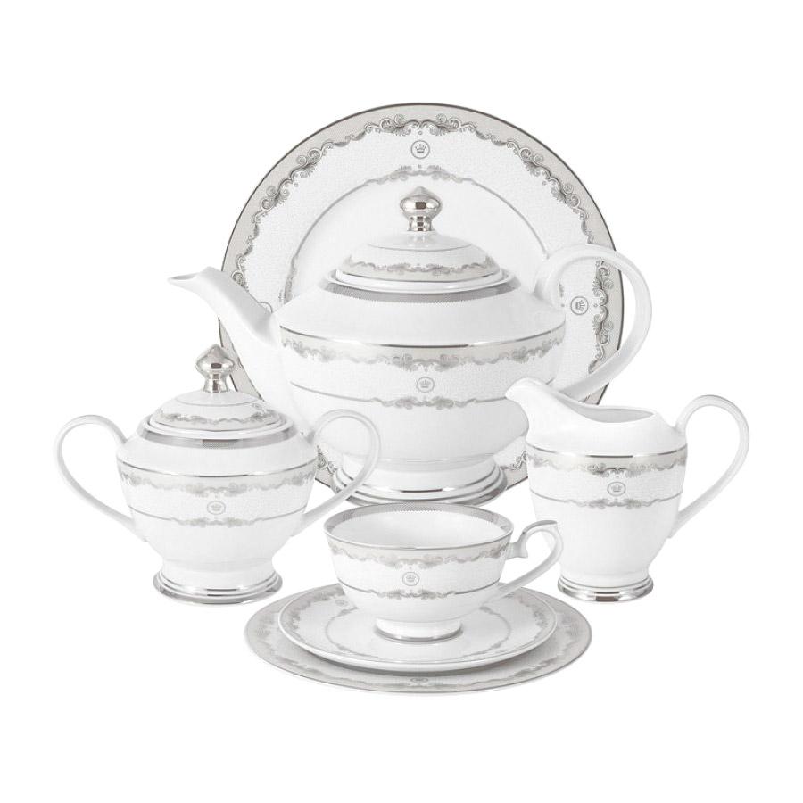 Чайный сервиз Midori Корона на 6 персон