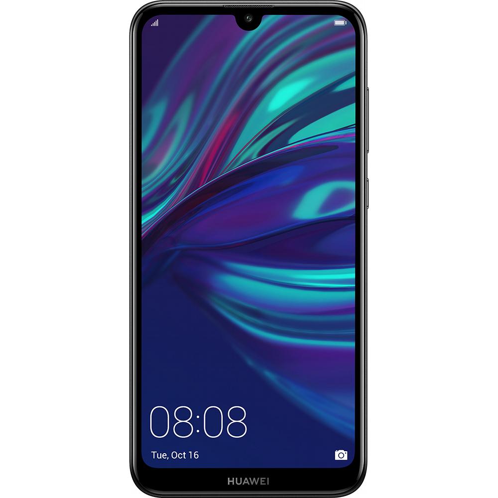 Смартфон Huawei Y7 2019 64 GB Midnight Black