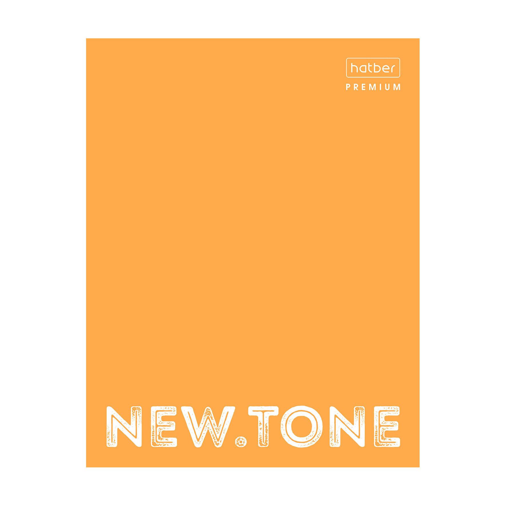 Папка Hatber NEWtone NEON А5 на кольцах фото