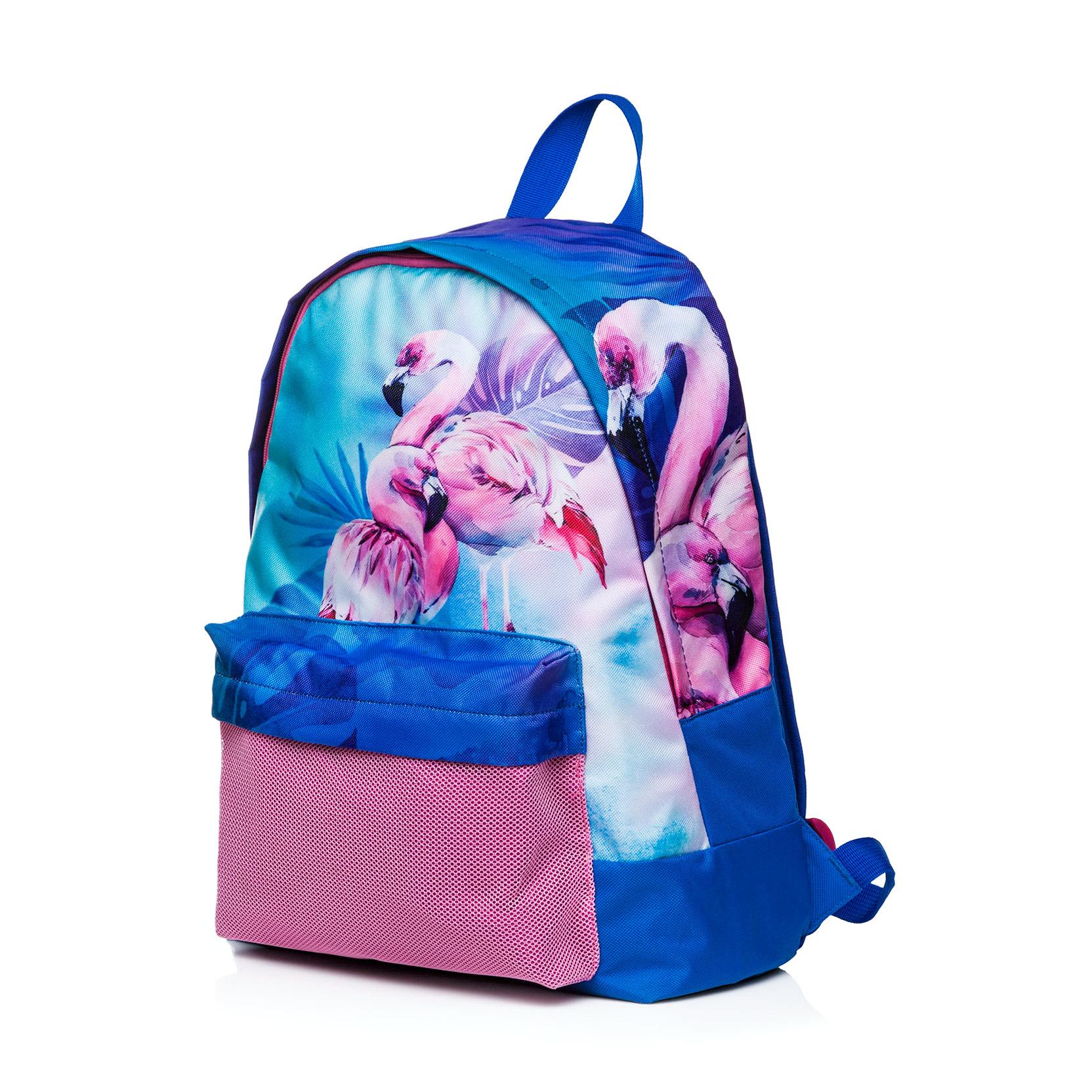 Рюкзак Hatber BASIC Фламинго 30x41x13 см