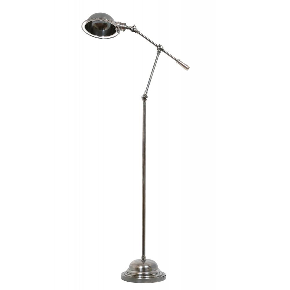 Лампа напольная торшер Ковали.ру латунь 20x70x150