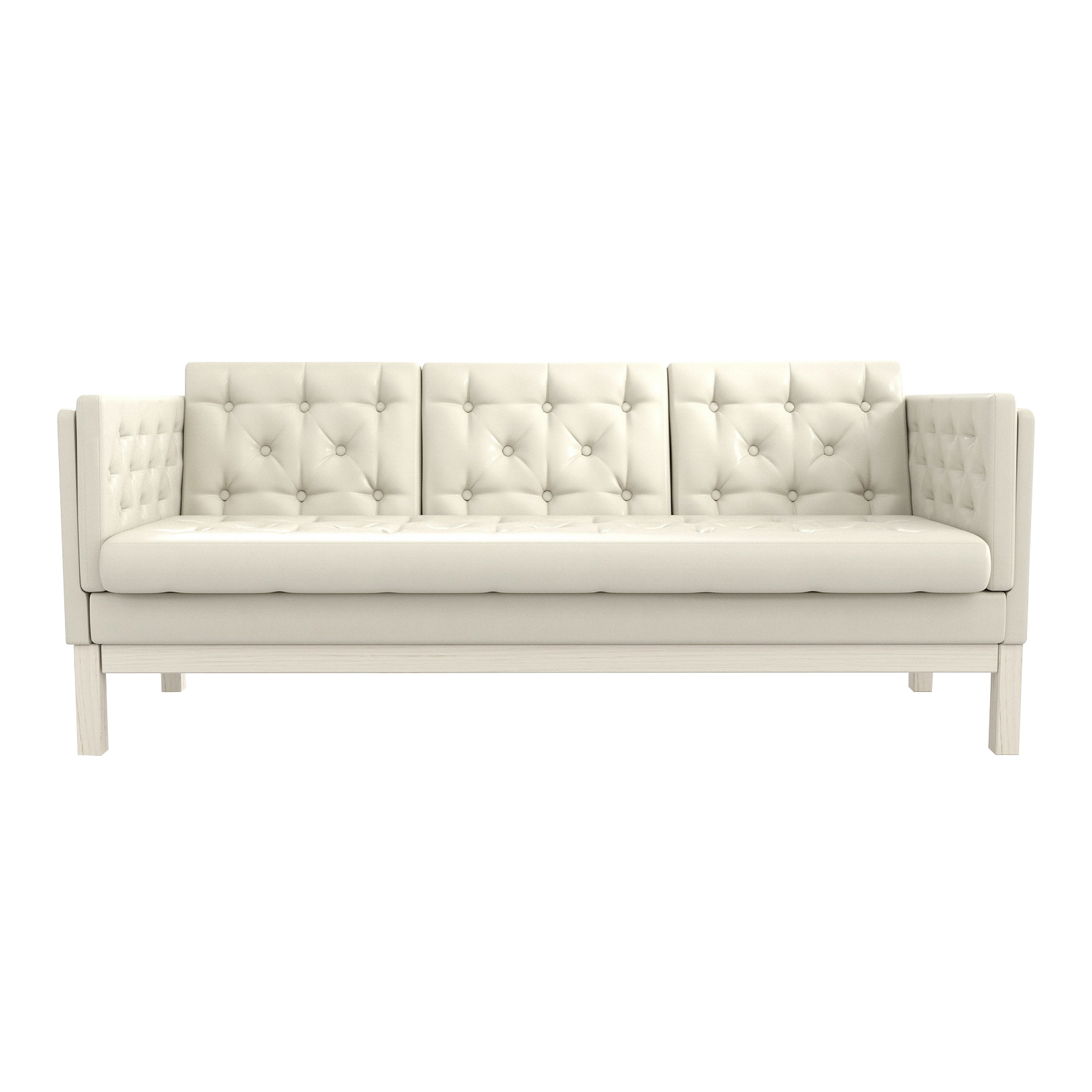 Фото - Диван AS Алана б 193x82x83 беленый дуб/белый диван as алана м 154x82x83 сосна коричневый