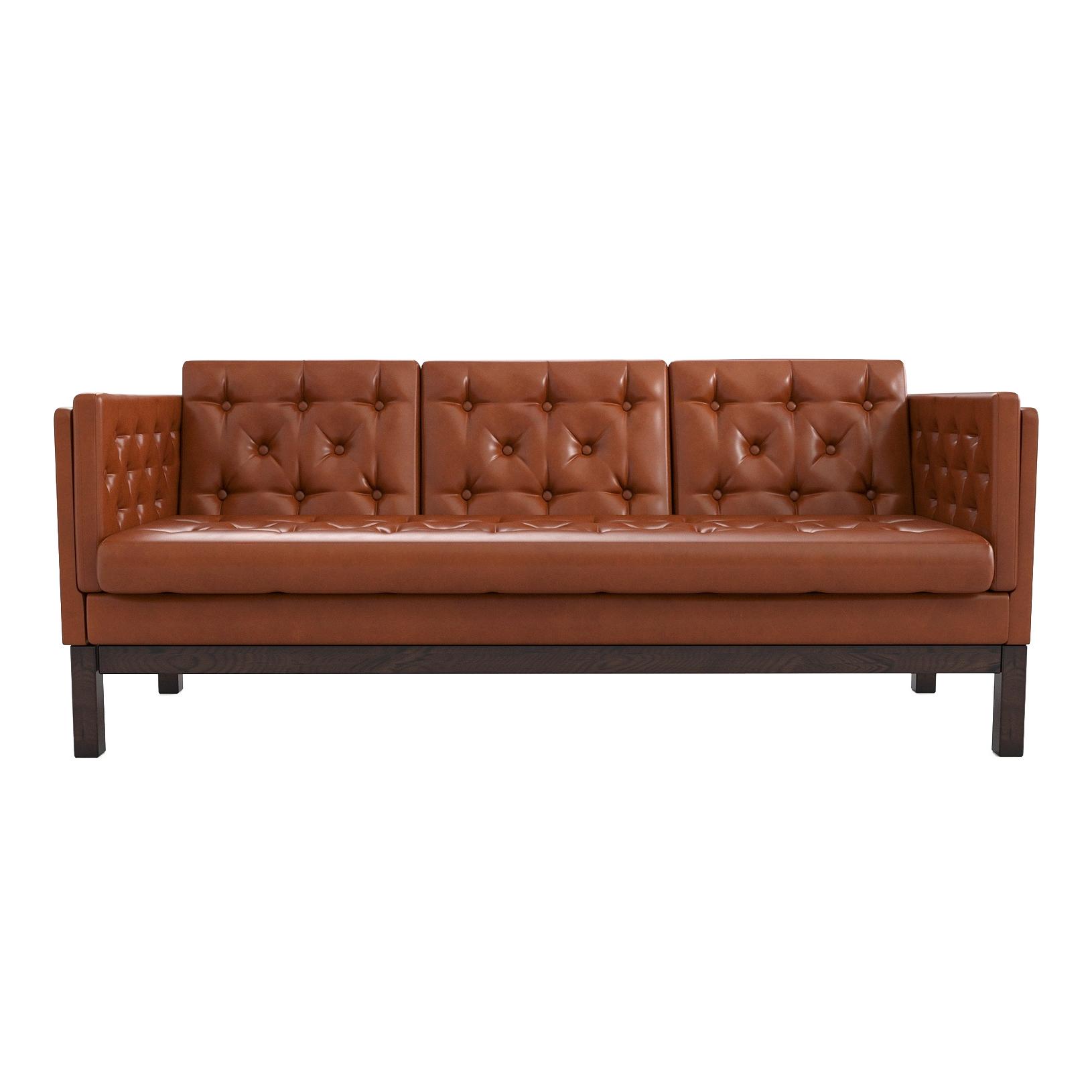 Фото - Диван AS Алана б 193x82x83 венге/оранжевый диван as алана б 193x82x83 венге чоколейт