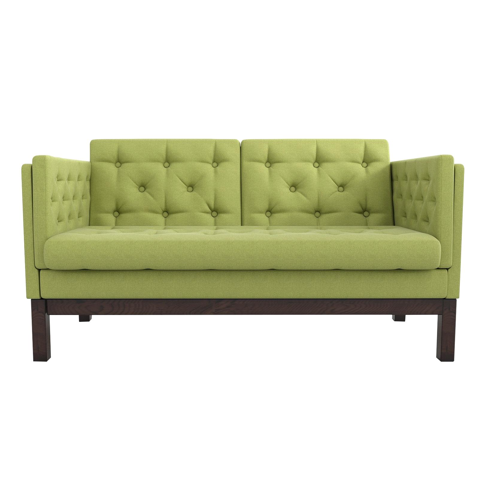 Фото - Диван AS Алана м 154x82x83 венге/зеленый диван as алана м 154x82x83 сосна коричневый
