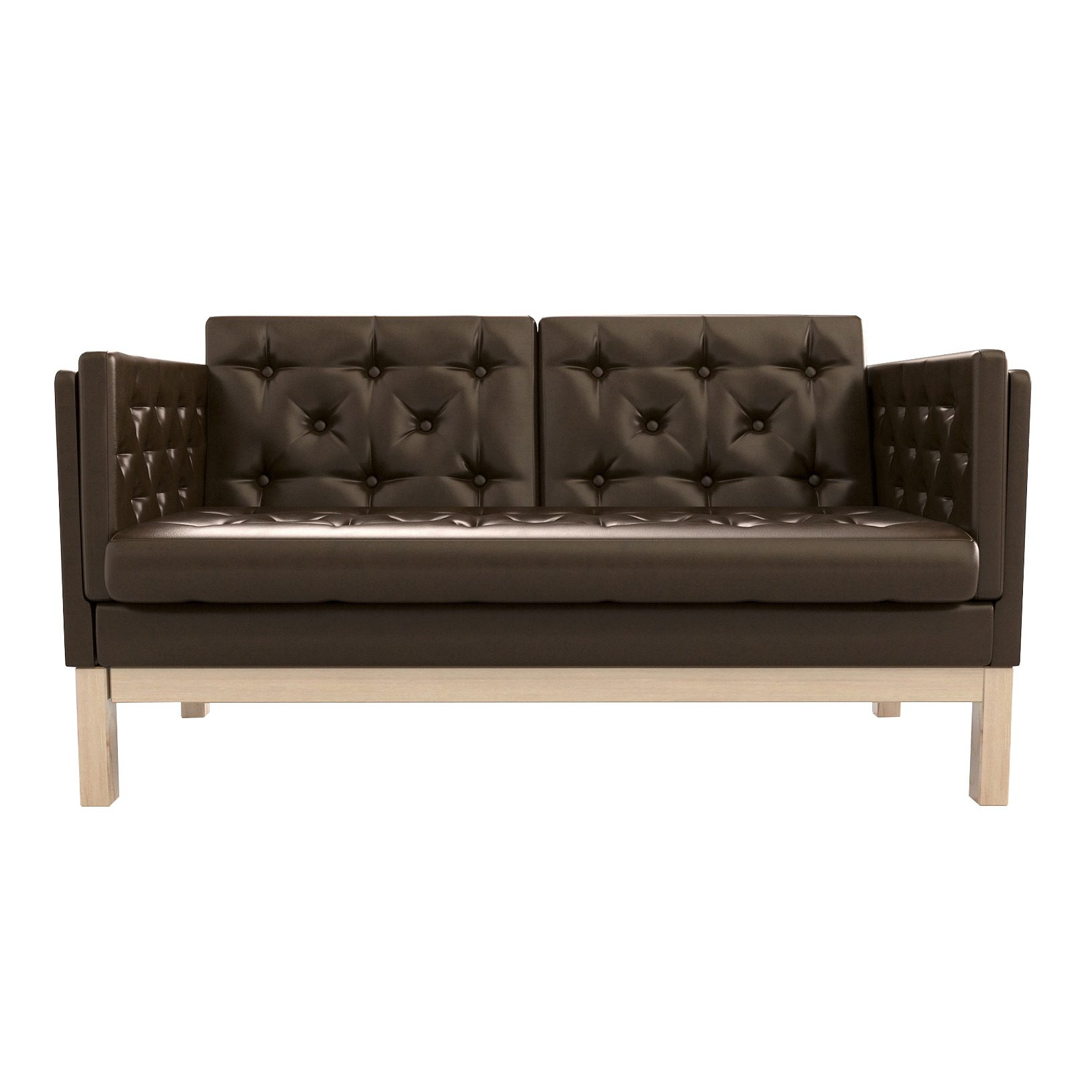 Фото - Диван AS Алана м 154x82x83 сосна/коричневый диван as алана м 154x82x83 сосна коричневый