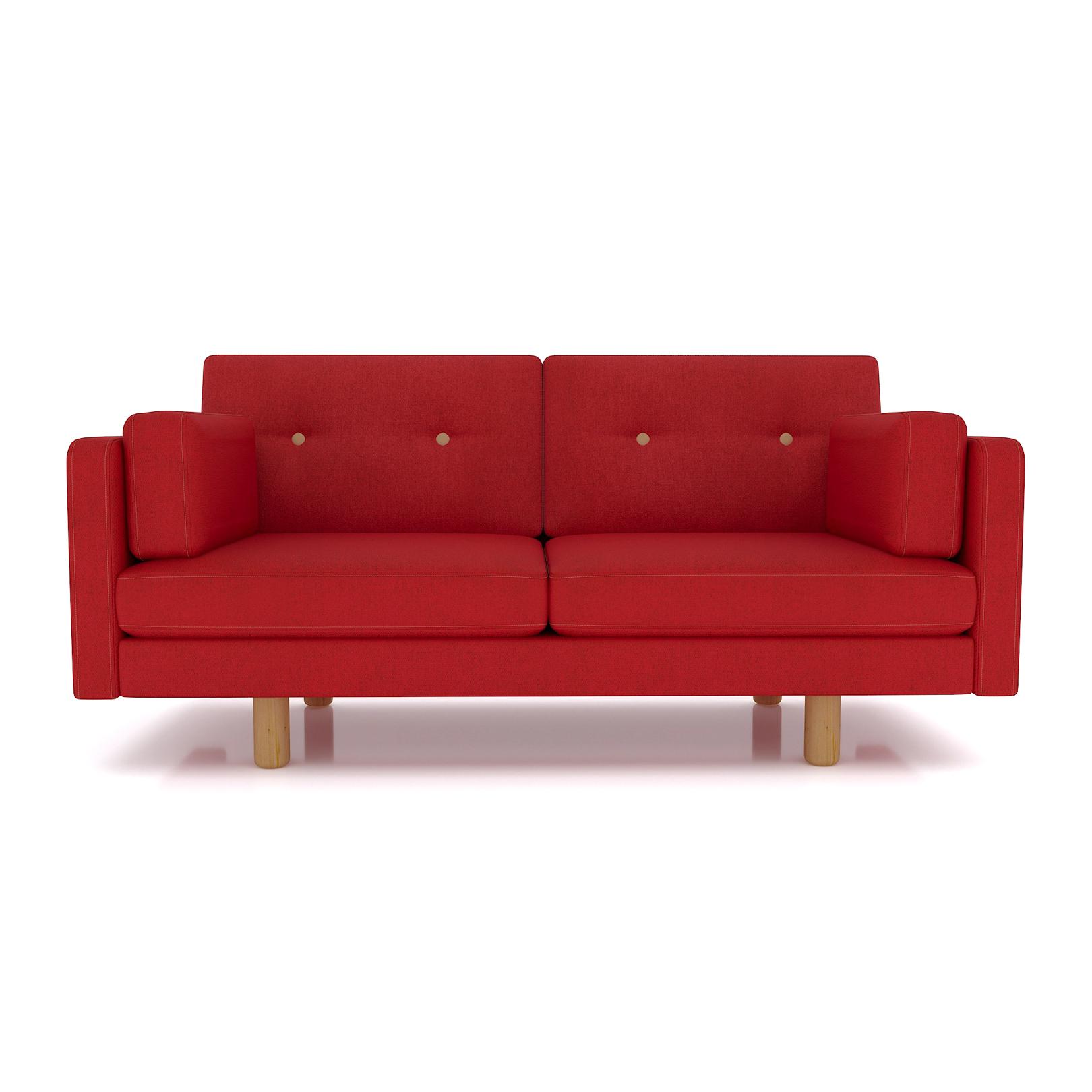 Фото - Диван AS Изабелла м 167x80x83 красный диван as изабелла м 167x80x83 голубой