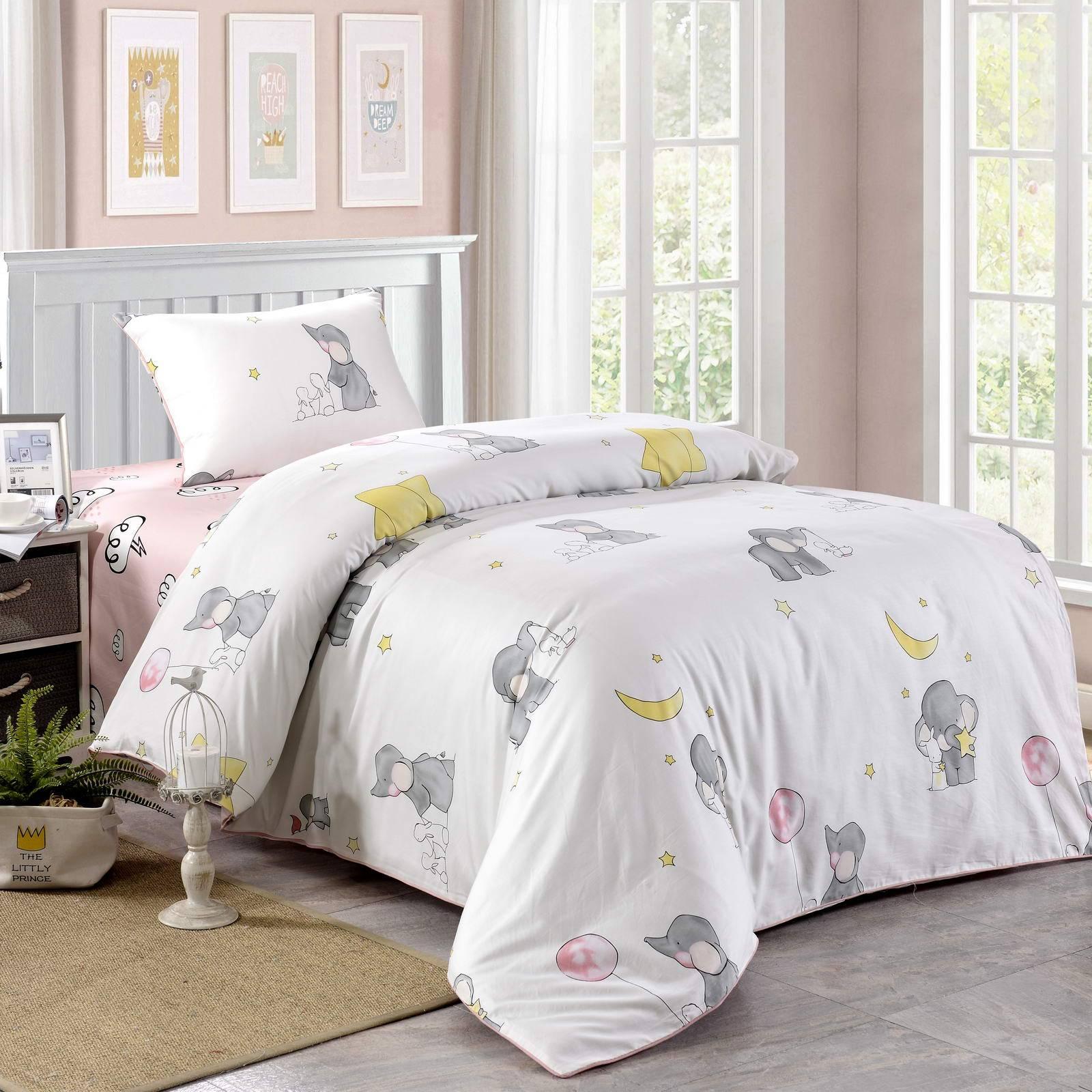 Комплект постельного белья Sofi De Marko Хортон Детский полутороспальный (ДЕТ-389) фото