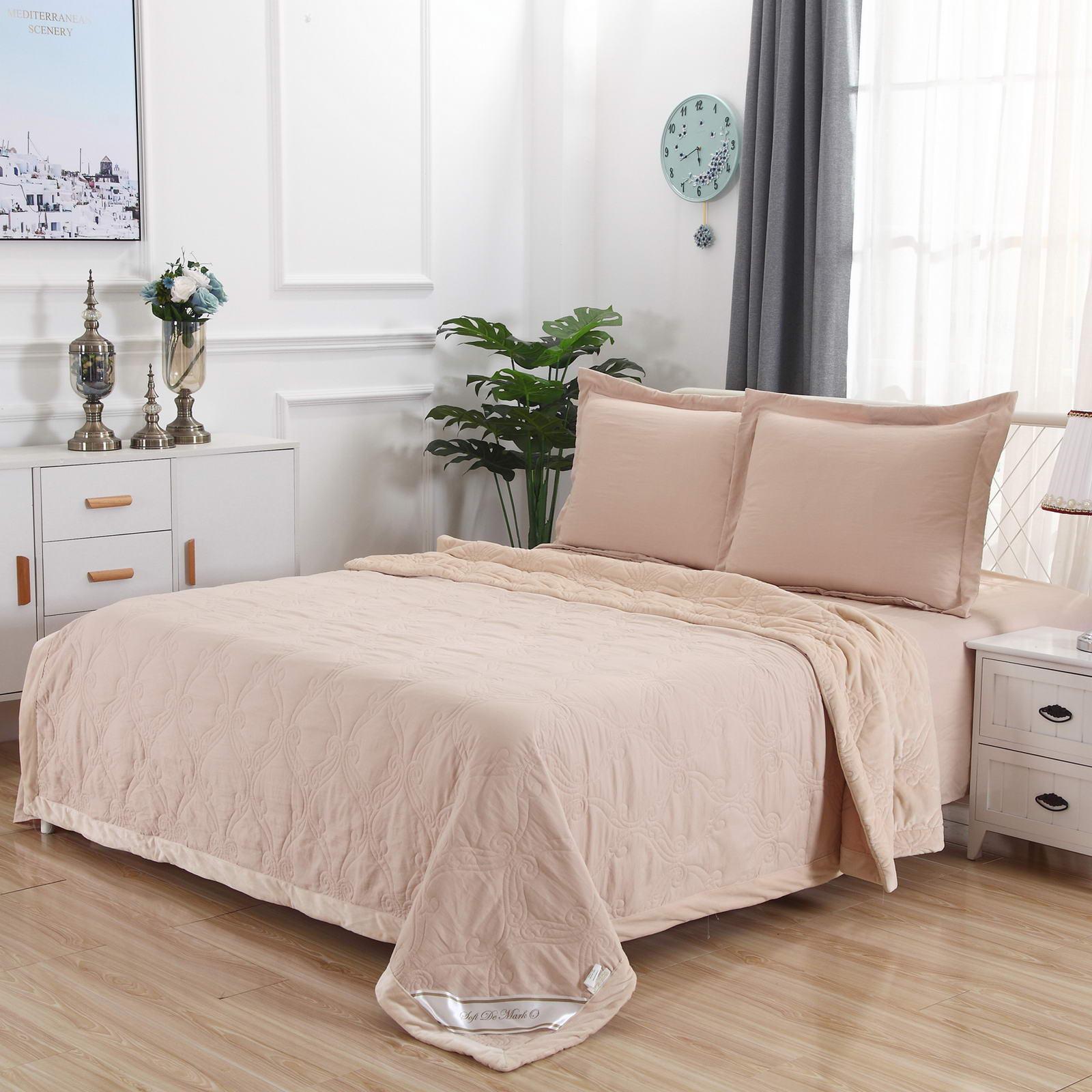 Комплект постельного белья с одеялом Sofi De Marko Тоскана Евро (ЕВРО-КОМ-В5Т)