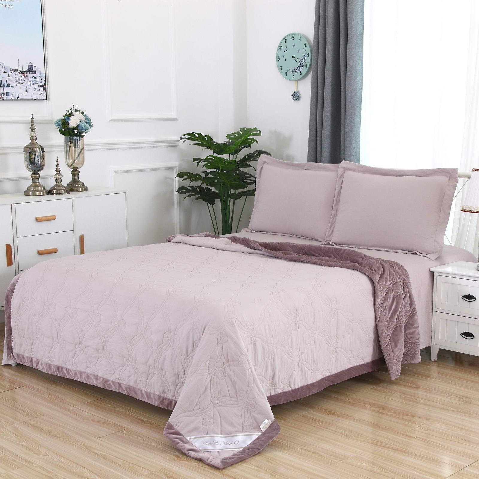 Комплект постельного белья с одеялом Sofi De Marko Тоскана Евро (ЕВРО-КОМ-В6Т)