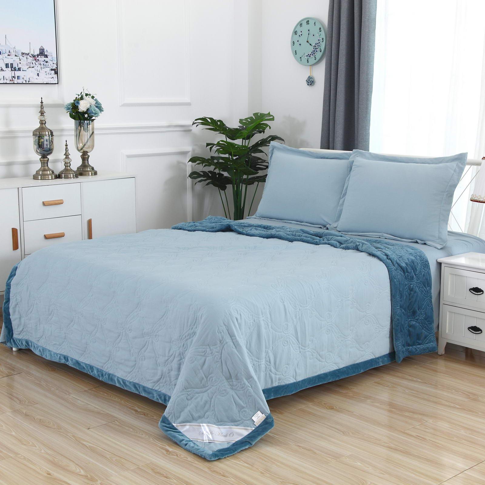 Комплект постельного белья с одеялами Sofi De Marko Тоскана Семейный (7Е-КОМ-В1Т)