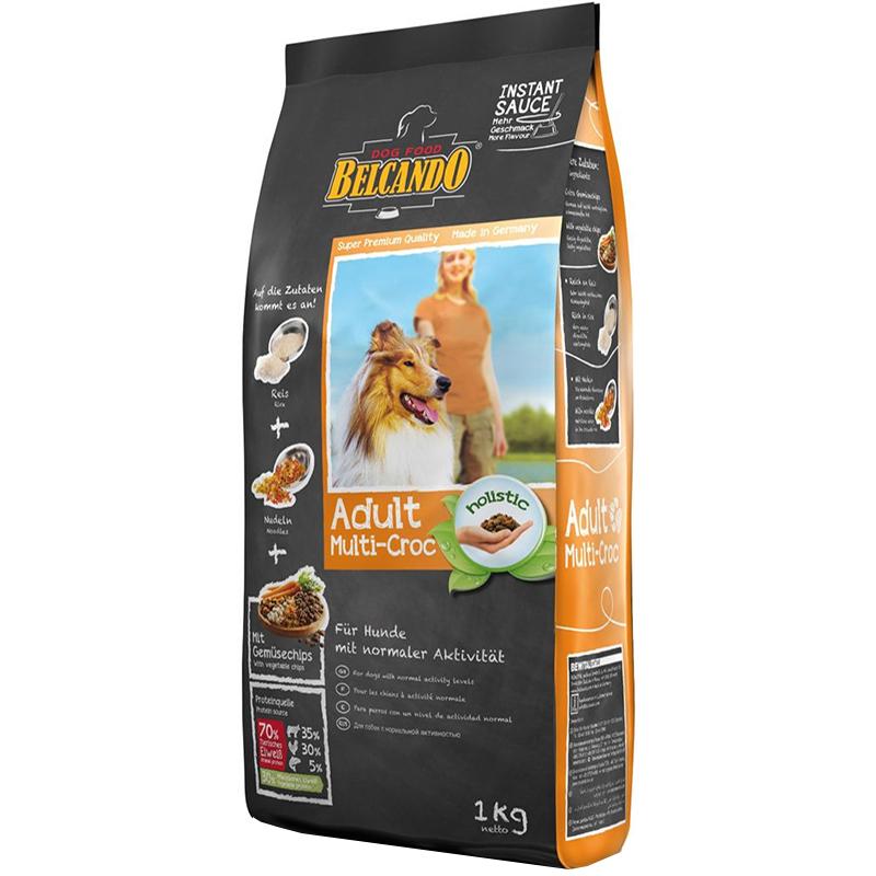 Корм для собак Belcando Multi-Croc для привередливых собак 1 кг фото
