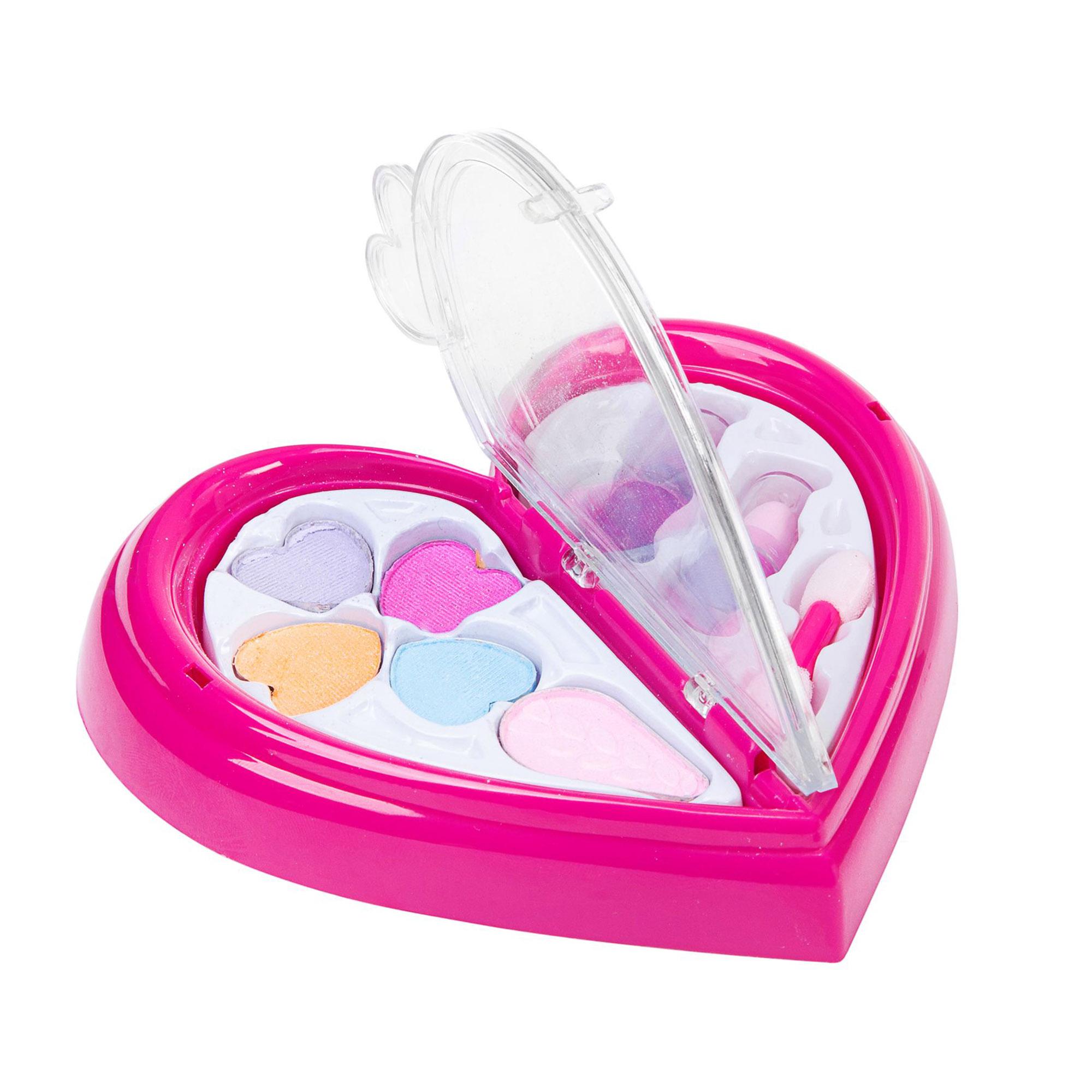 Набор детской декоративной косметики Bondibon Eva Moda Сердце ВВ1761