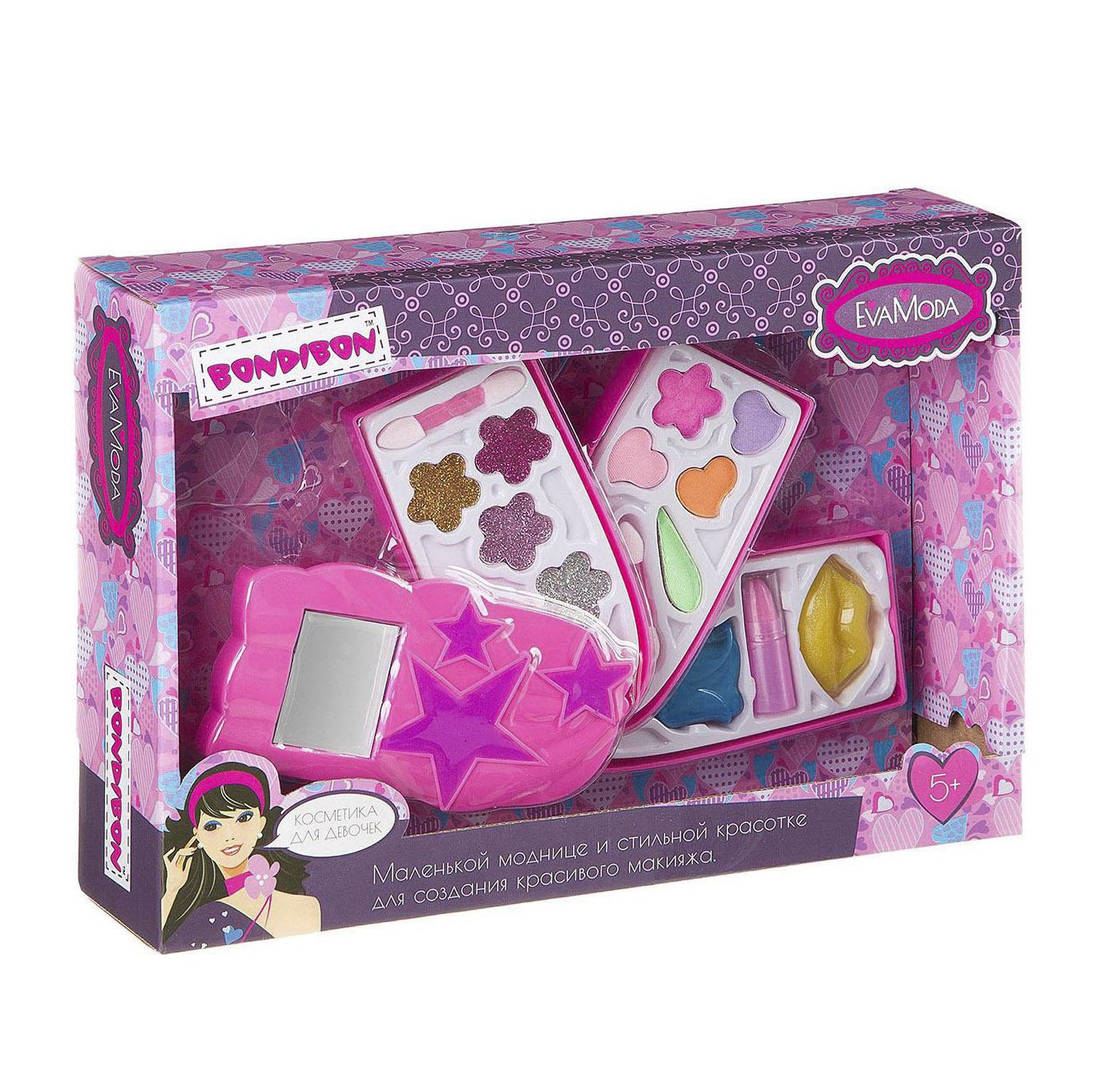 Набор детской декоративной косметики Bondibon Eva Moda Телефон ВВ2276