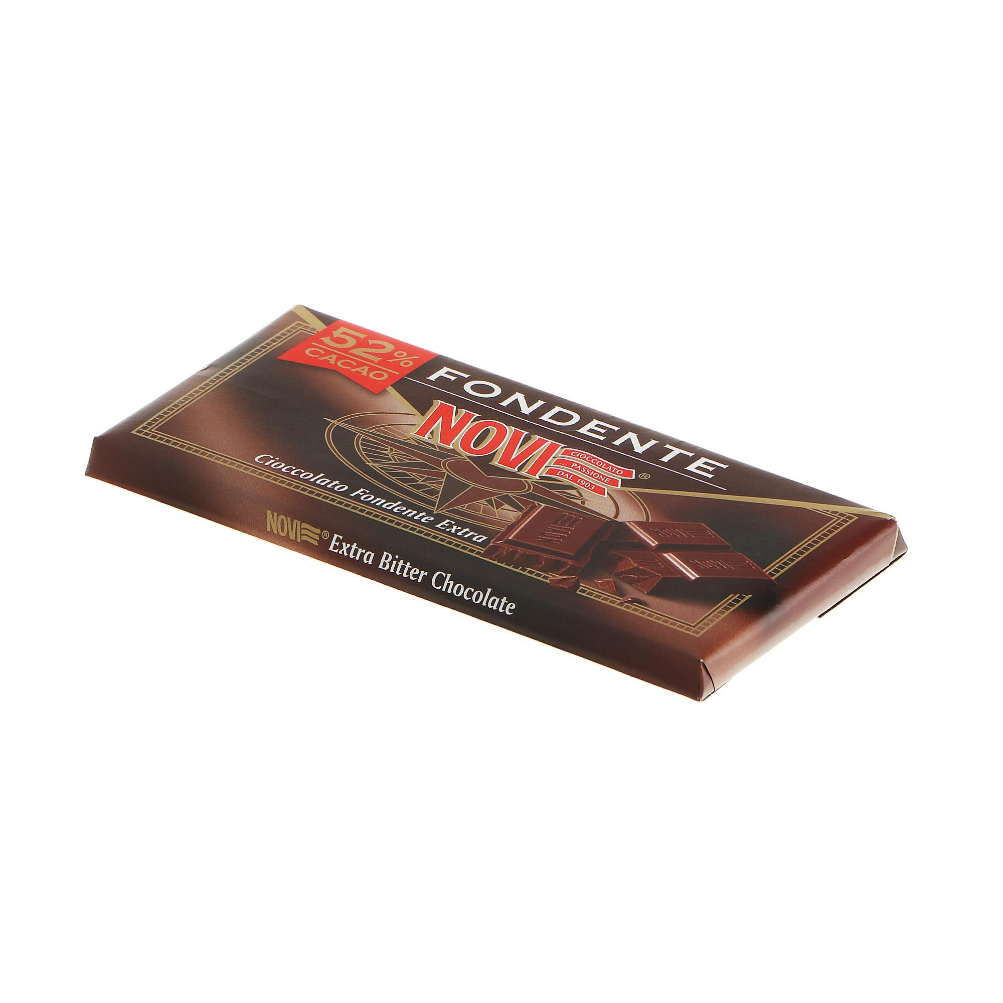 Шоколад темный NOVI Fondente 100 г фото