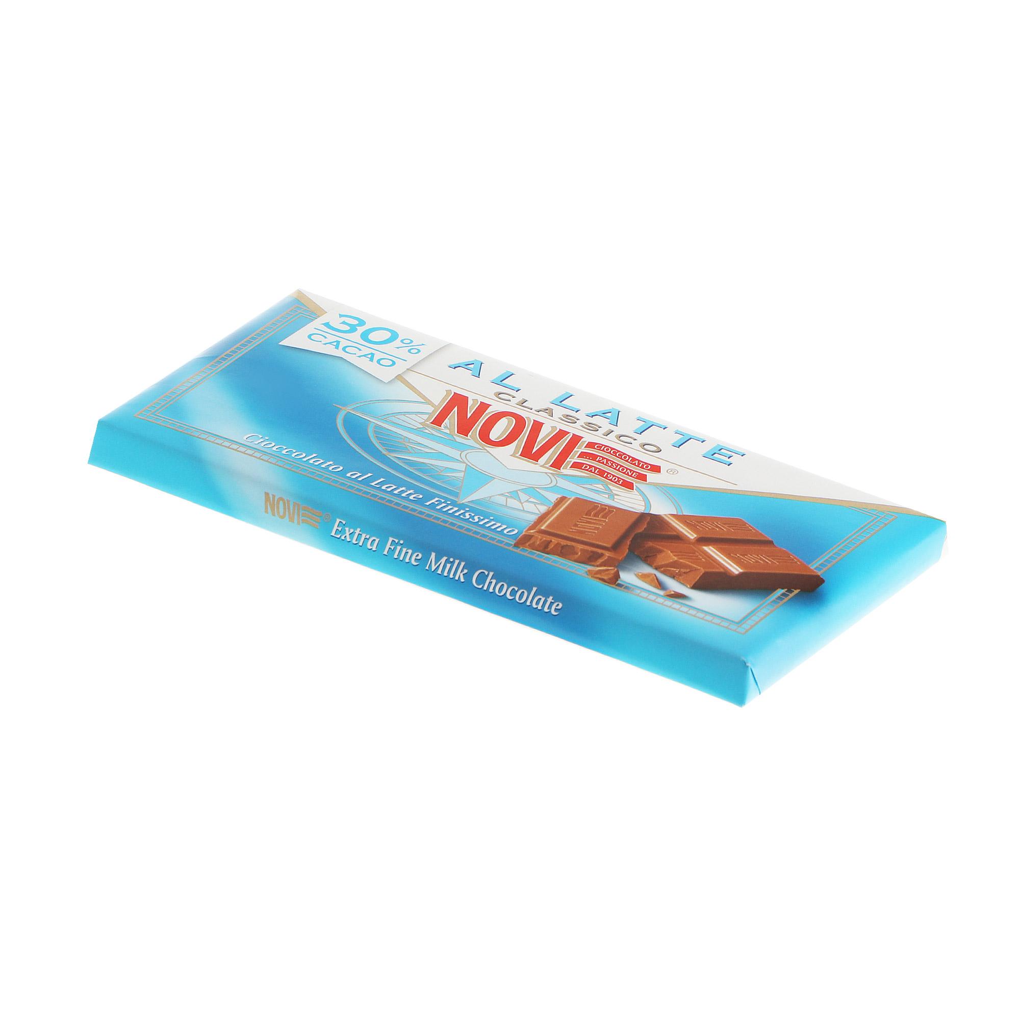 шоколад молочный icam 100 г Шоколад молочный NOVI Аль Латте 100 г