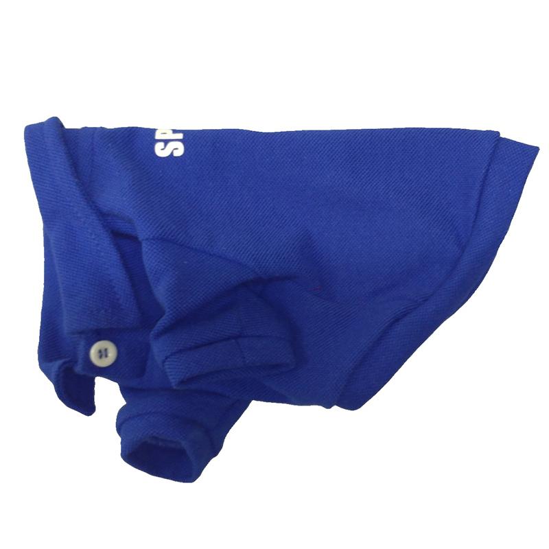Свитер для собак ДОГ МАСТЕР Поло размер S 24 см имидж мастер скамья для ожидания стрит 33 цвета синий техно 3036