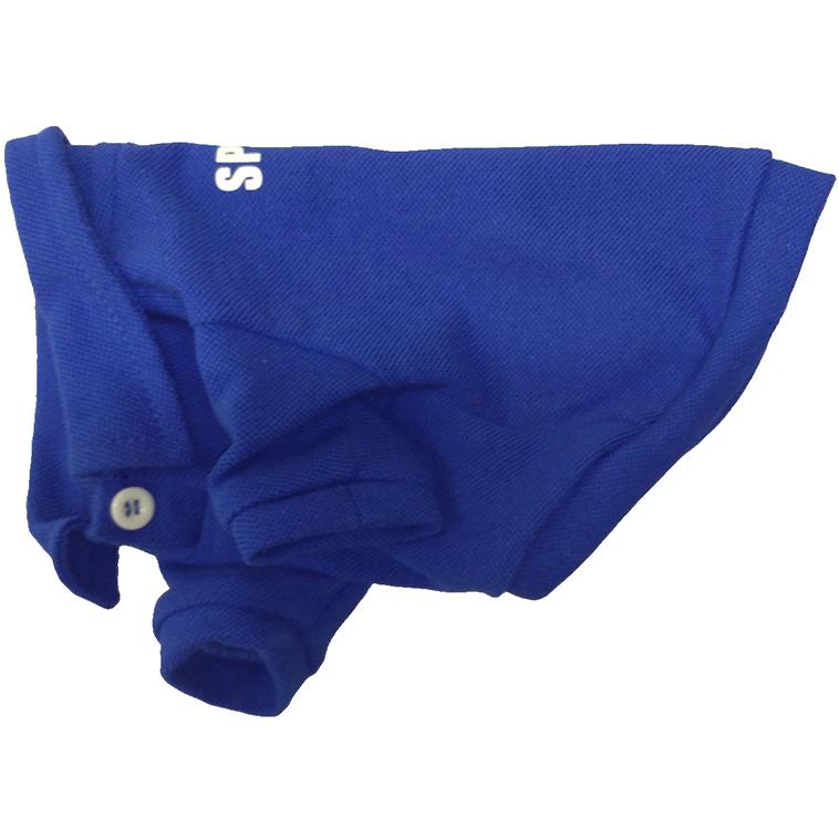 Свитер для собак ДОГ МАСТЕР Поло размер M 26 см имидж мастер скамья для ожидания стрит 33 цвета синий техно 3036