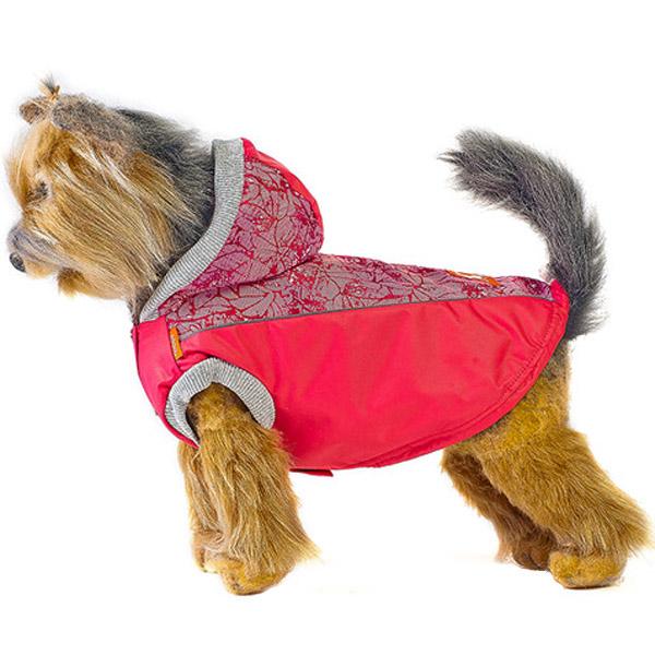 Куртка для собак HAPPY PUPPY Пинк спринг 4 32 см фото