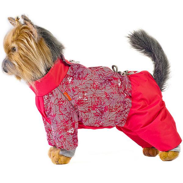 Комбинезон для собак HAPPY PUPPY Пинк спринг 3 28 см.