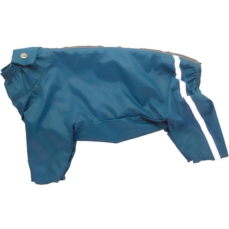 Плащ-дождевик для собак ДОГ МАСТЕР мальчик S 24 см свитер для собак дог мастер поло размер s 24 см