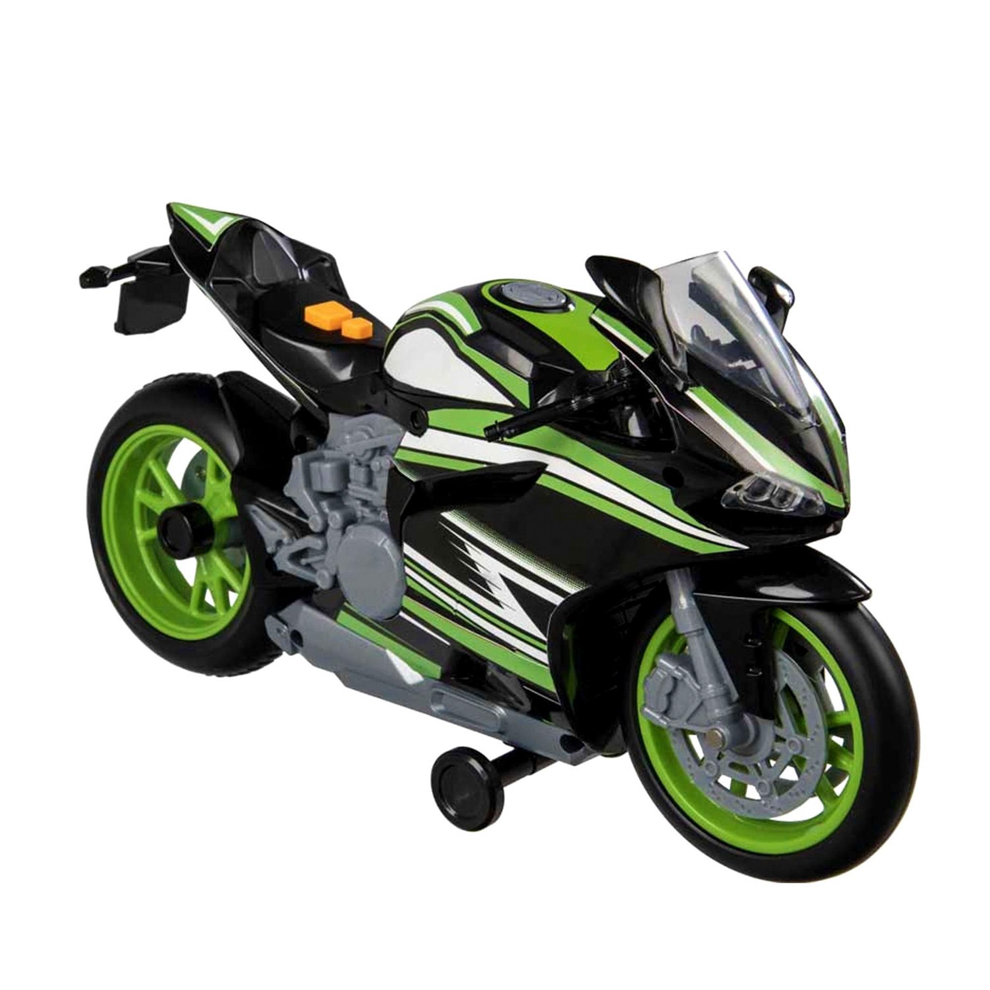 Мотоцикл HTI (Teamsterz) Street Starz Черный машины hti трек баррикады teamsterz