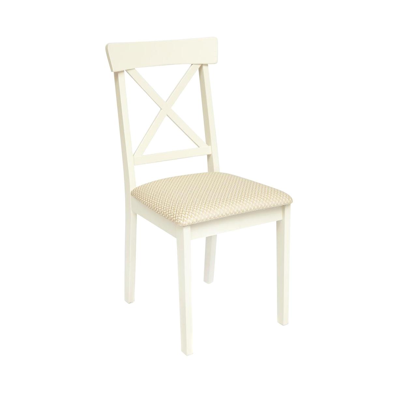 Стул TC ivory white 45х51х94 см
