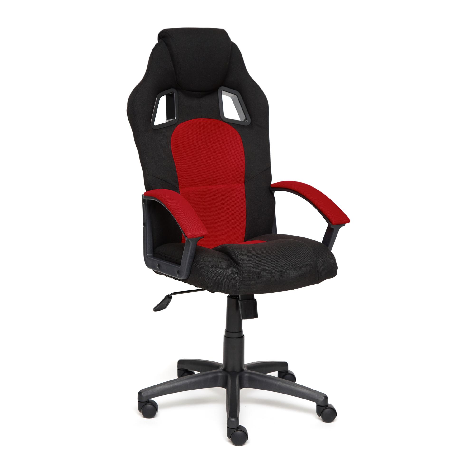 Кресло компьютерное TC черный/красный 136х55х49 см компьютерное кресло turin компьютерное кресло