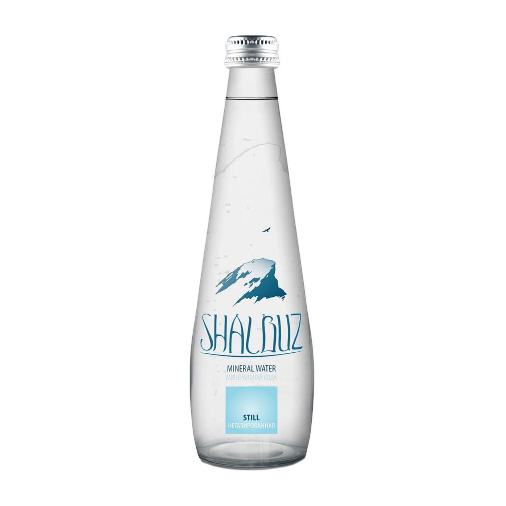 Минеральная вода Shalbuz негазированная 0,5 л фото