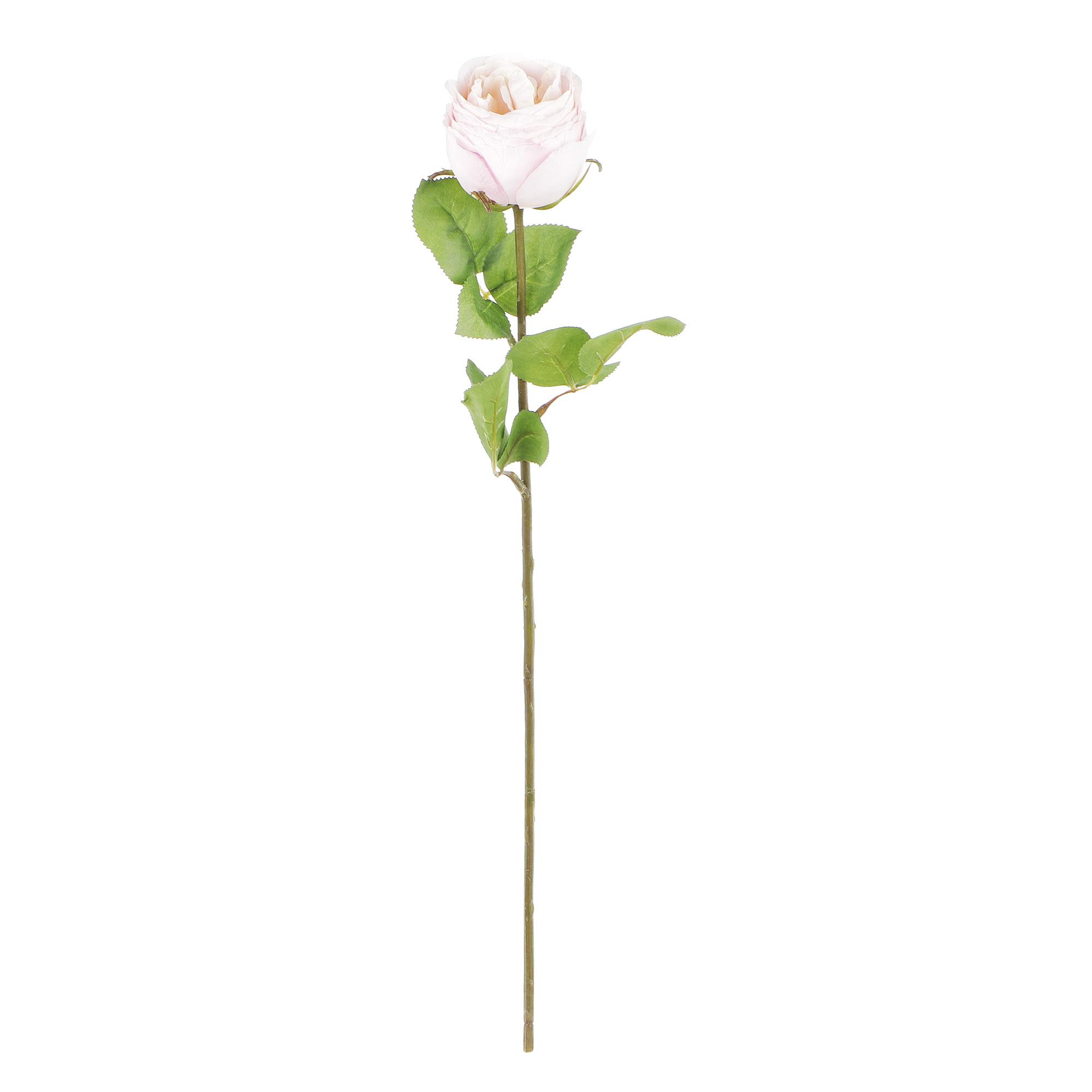 Цветок искусственный Dpi Роза 56 см фото