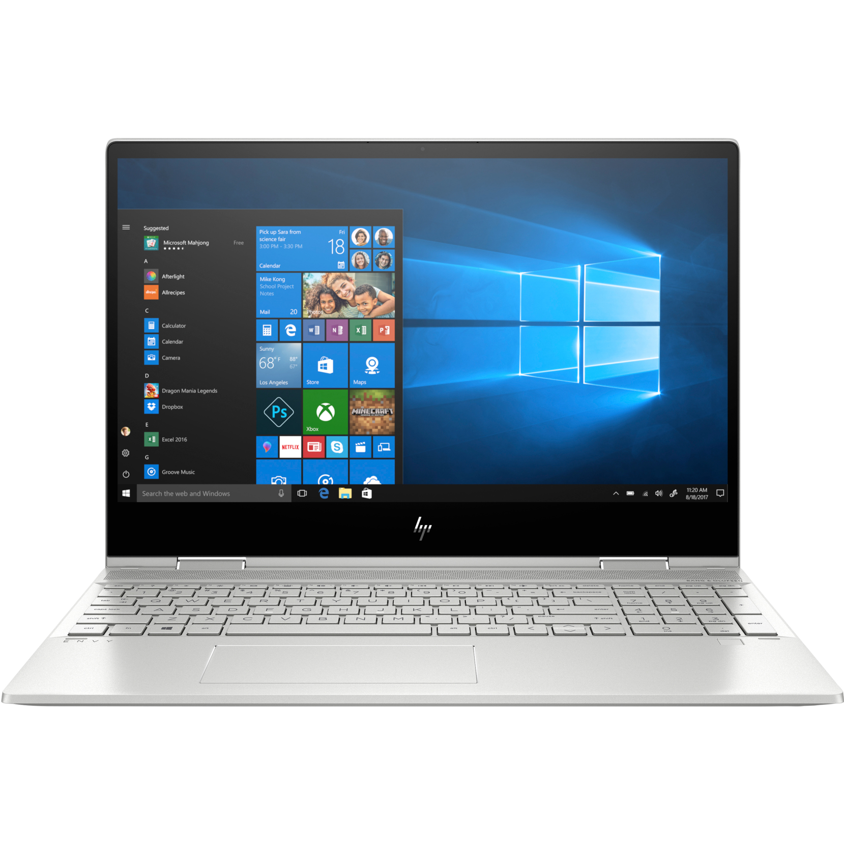 Ноутбук HP Envy x360 15-dr1003ur 10B27EA