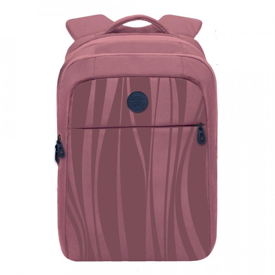 Рюкзак Grizzly темно-розовый фото