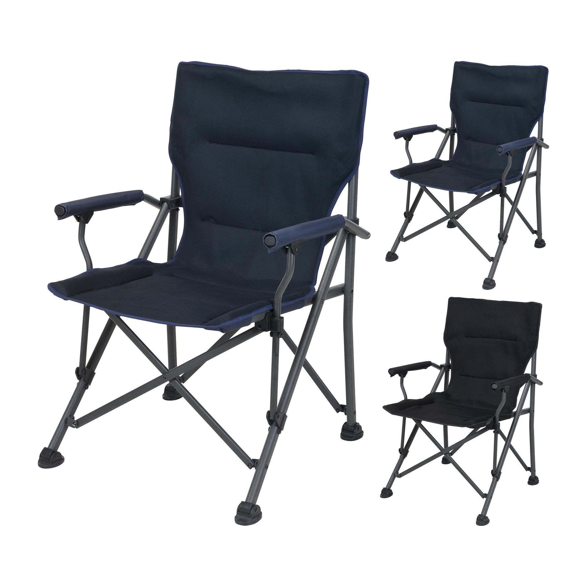 Складное кресло для кемпинга Koopman camping 90x47,5x48,5 см